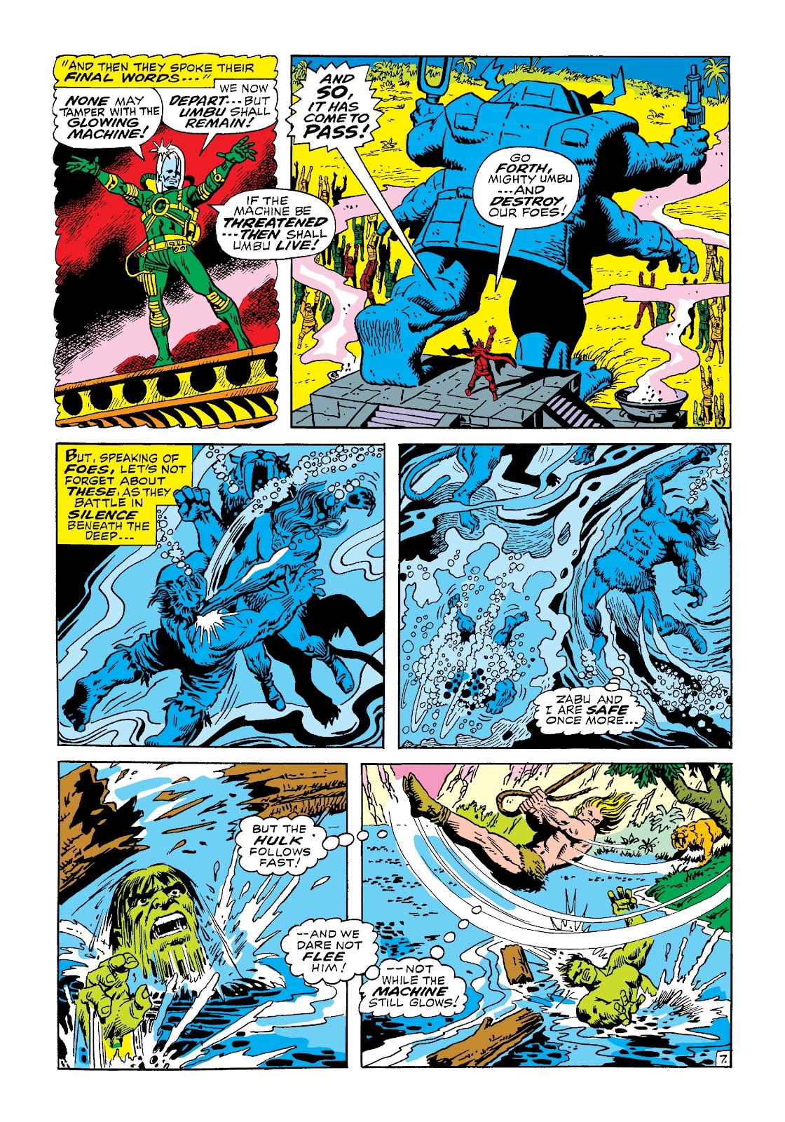 Read online Marvel Masterworks: The Incredible Hulk comic -  Issue # TPB 4 (Part 3) - 14