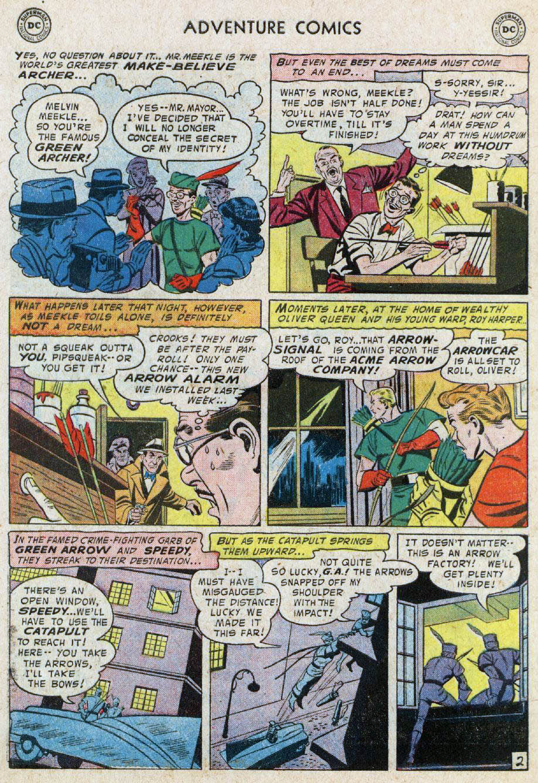 Read online Adventure Comics (1938) comic -  Issue #236 - 28
