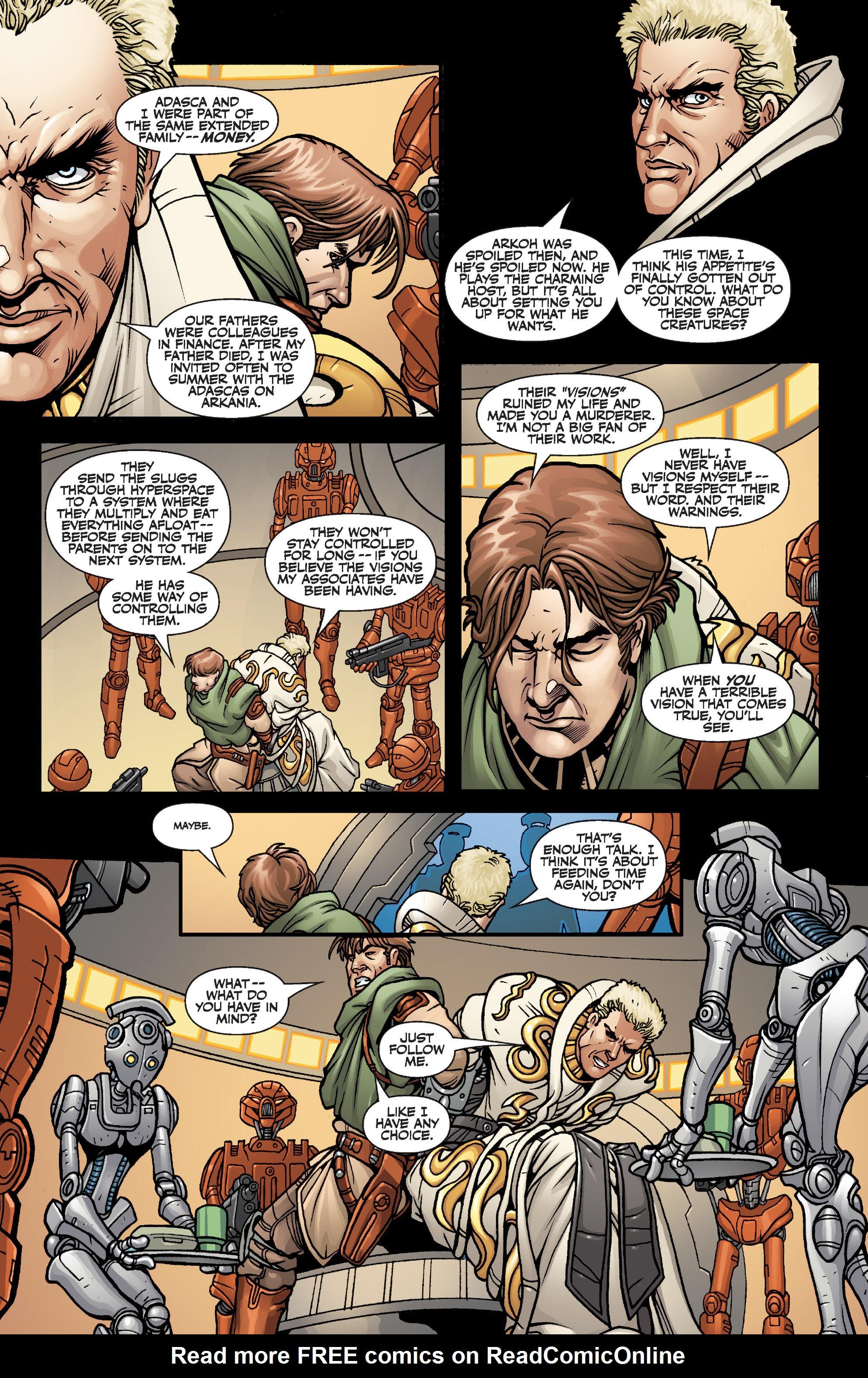 Read online Star Wars Omnibus comic -  Issue # Vol. 32 - 43