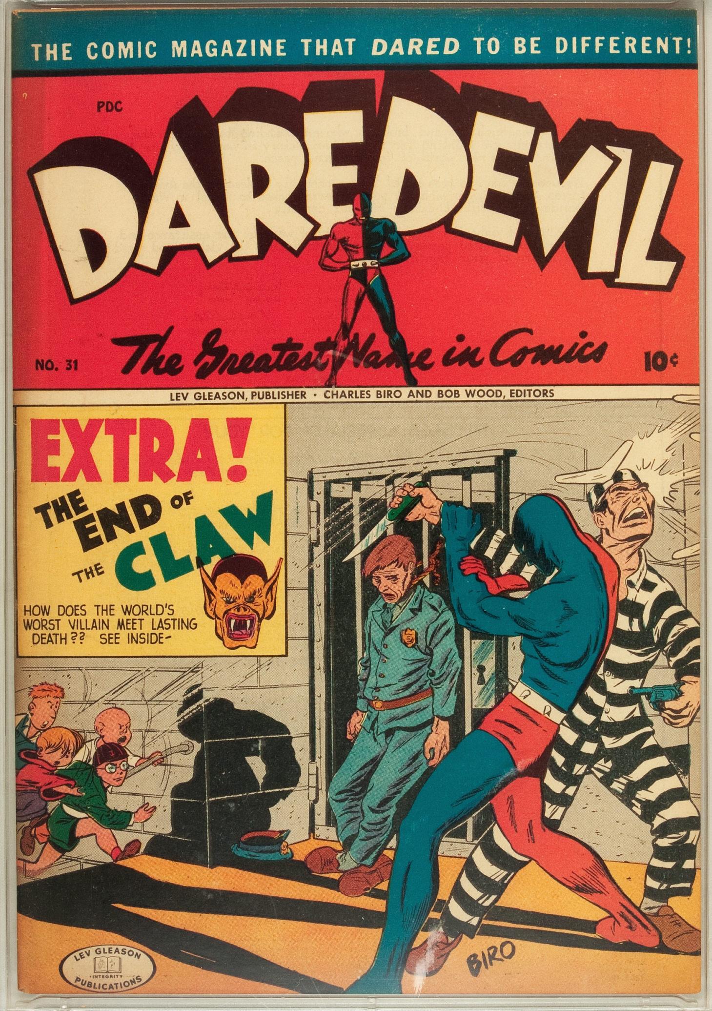 Daredevil (1941) 31 Page 1
