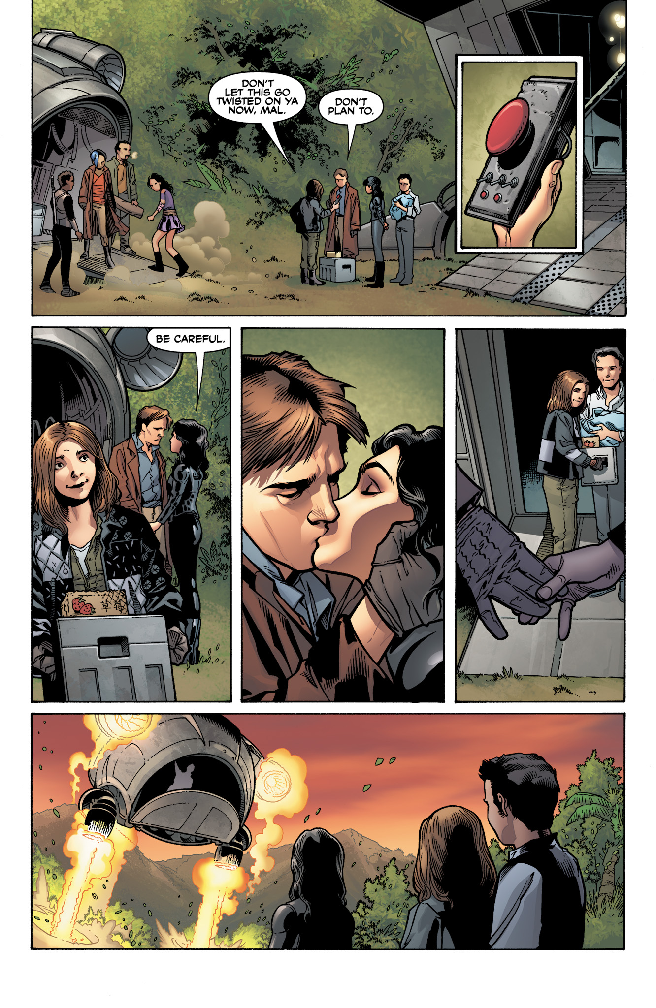 Read online Serenity: Firefly Class 03-K64  Leaves on the Wind comic -  Issue #4 - 15