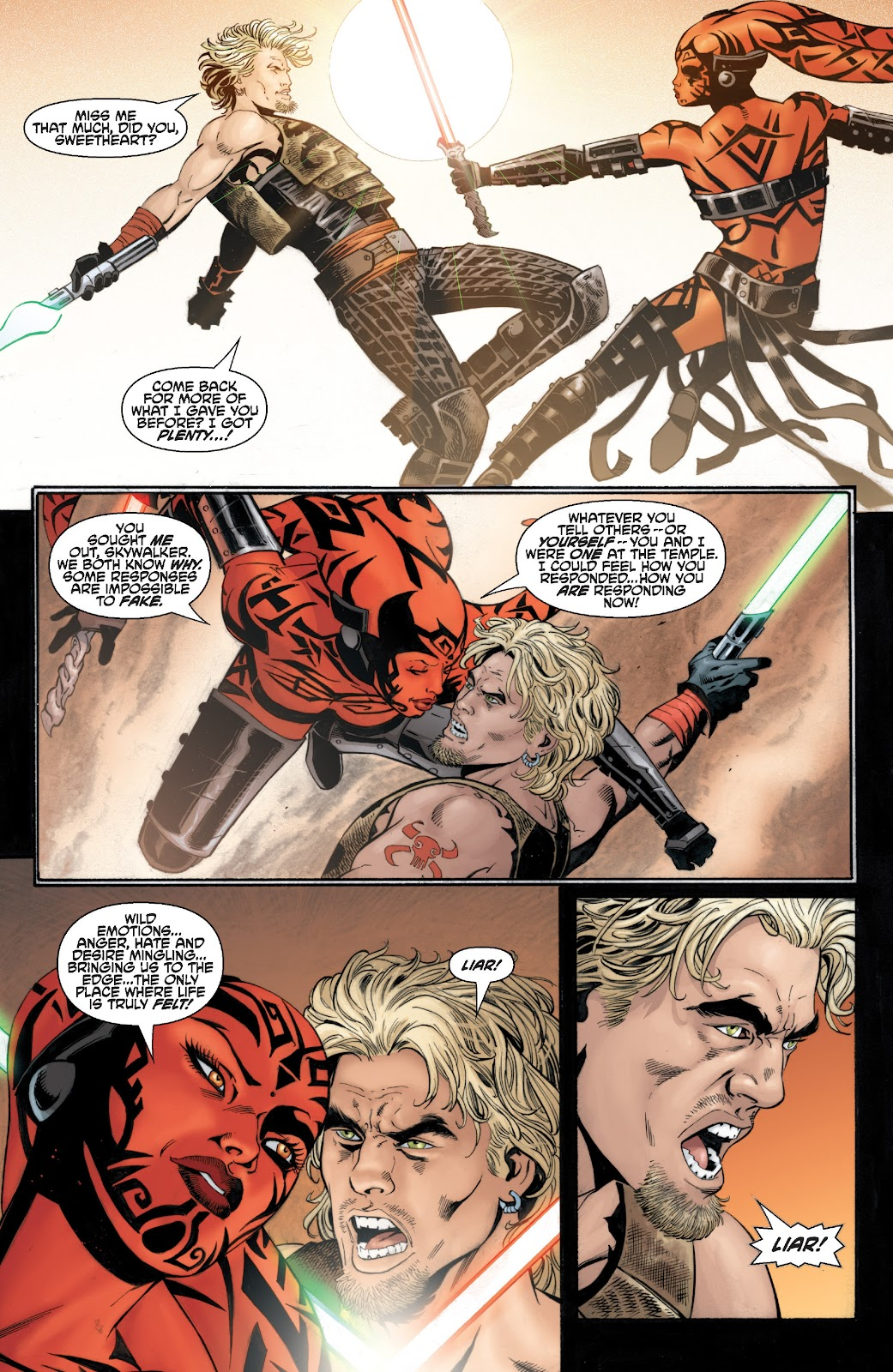 Read online Star Wars Legends: Legacy - Epic Collection comic -  Issue # TPB 2 (Part 3) - 63