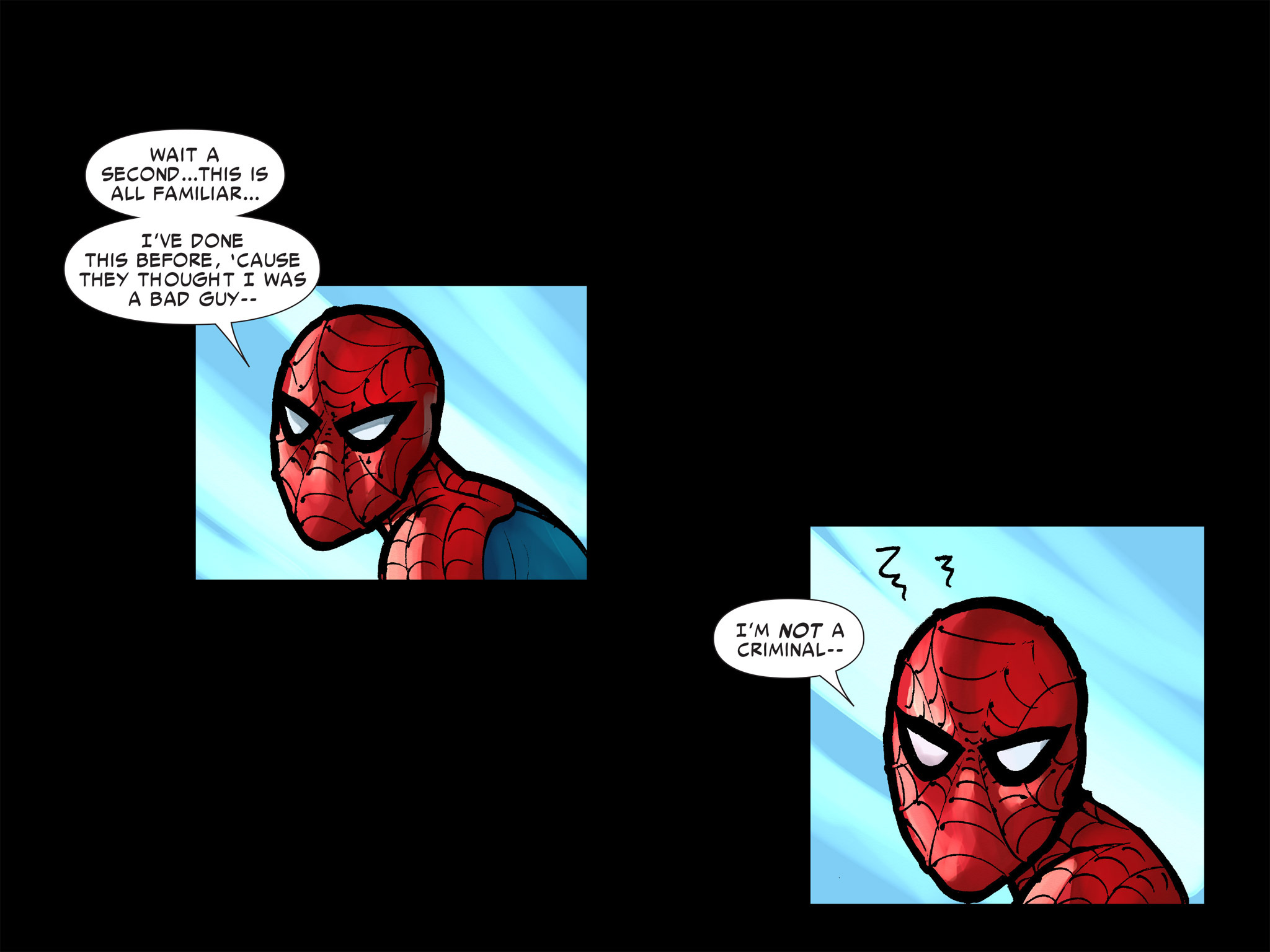 Read online Amazing Spider-Man: Who Am I? comic -  Issue # Full (Part 1) - 220