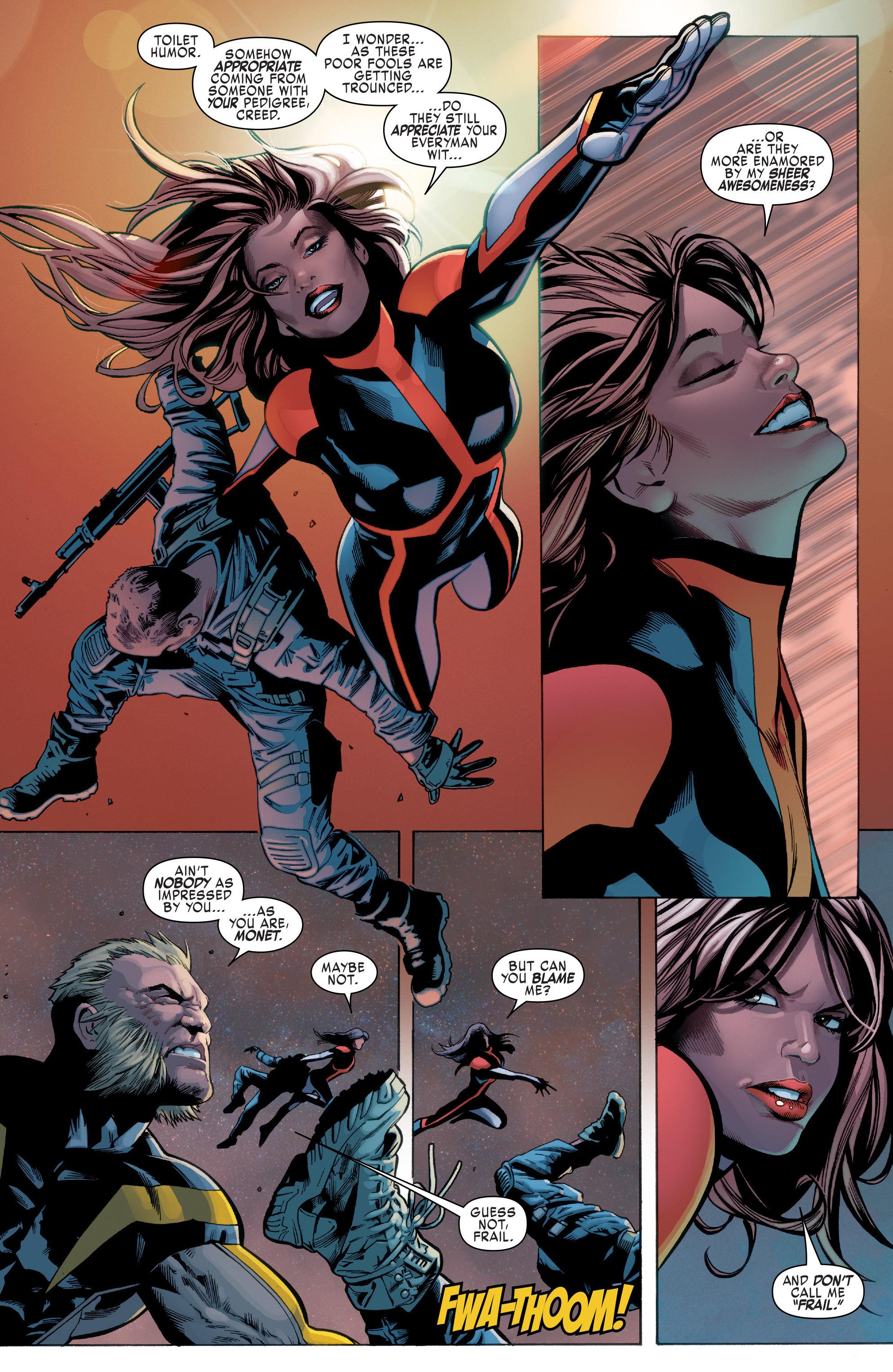 Read online Uncanny X-Men (2016) comic -  Issue #1 - 7