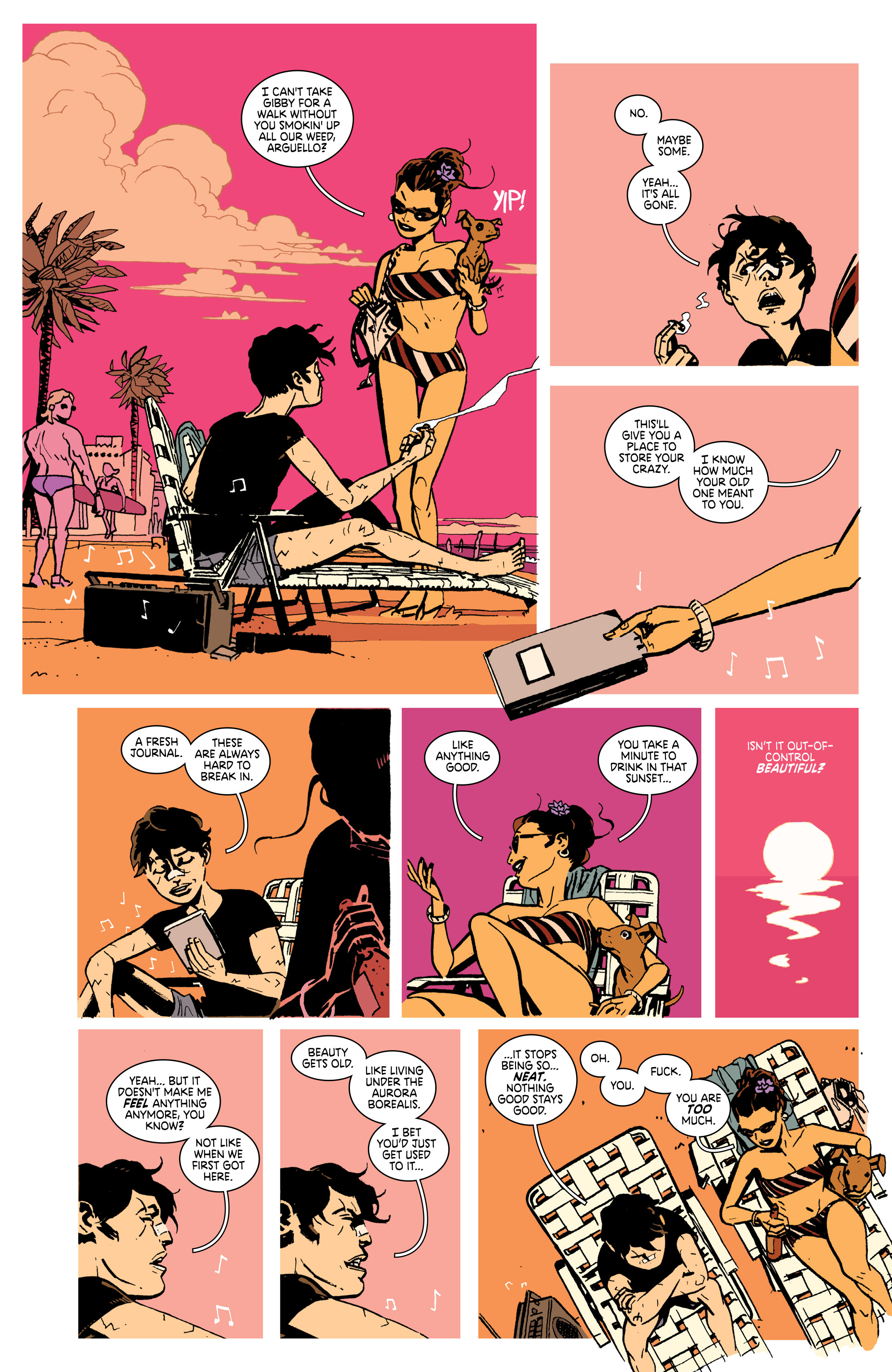 Read online Deadly Class comic -  Issue #28 - 6