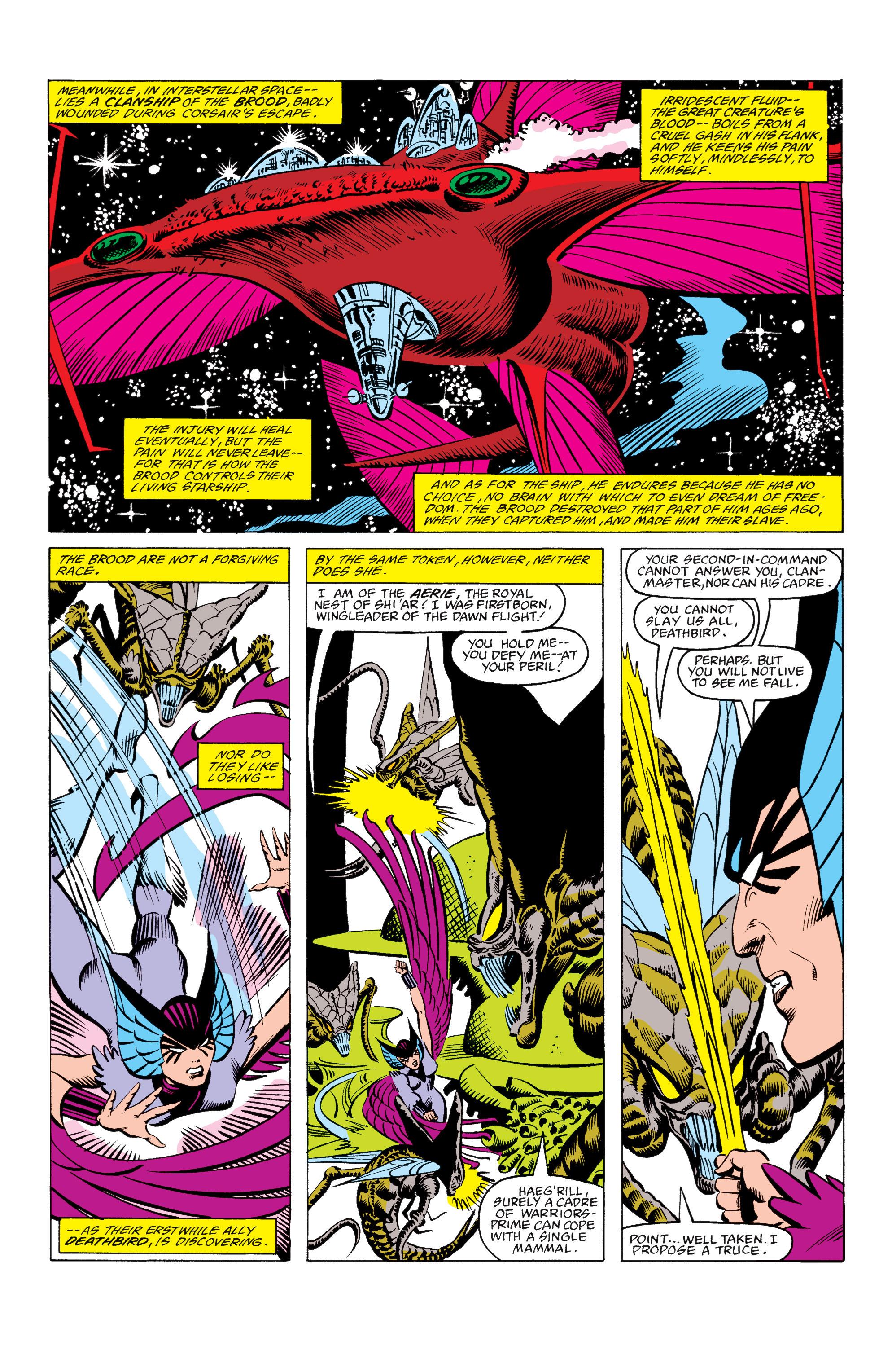 Read online Uncanny X-Men (1963) comic -  Issue #157 - 9
