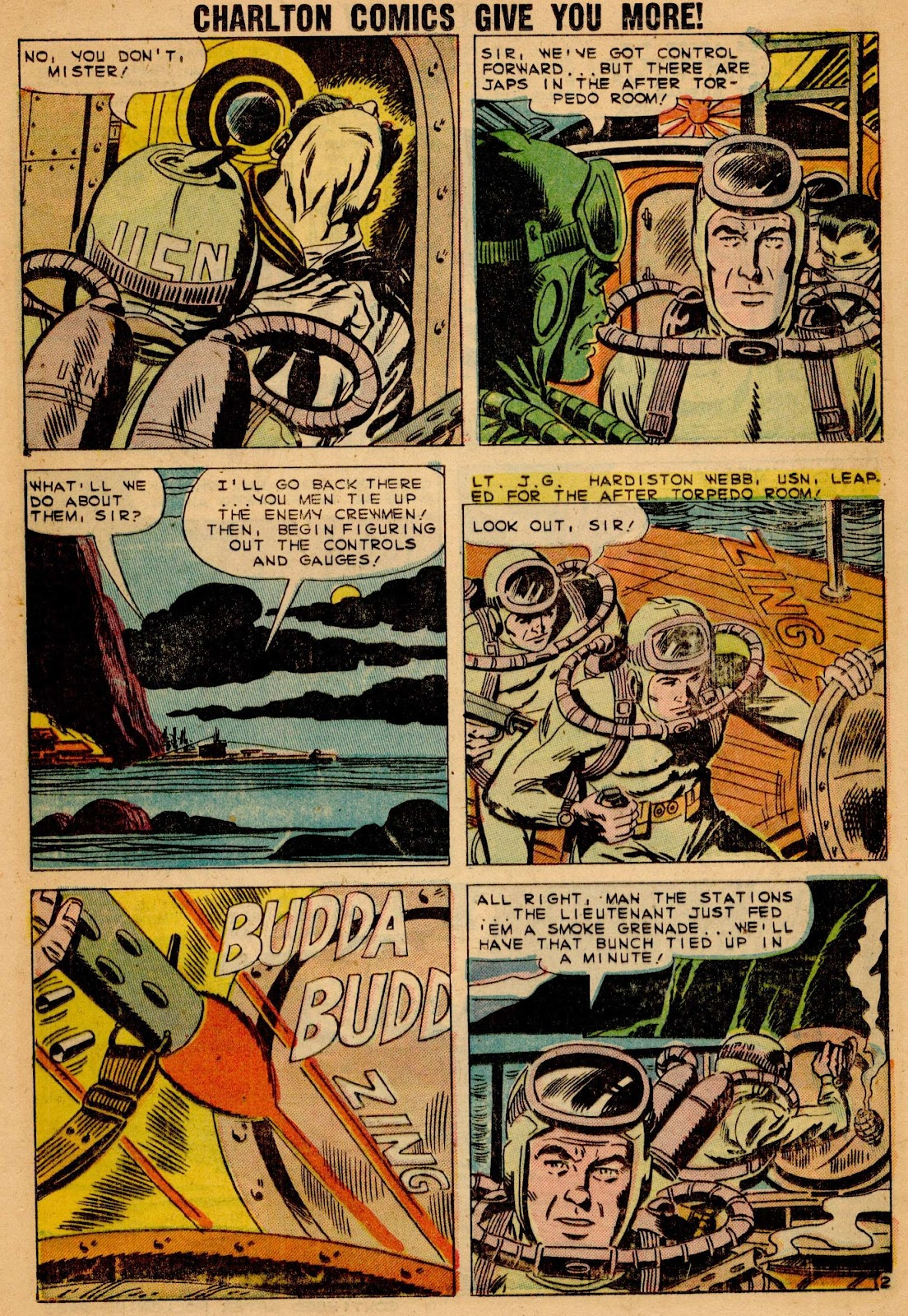 Read online Fightin' Navy comic -  Issue #90 - 13