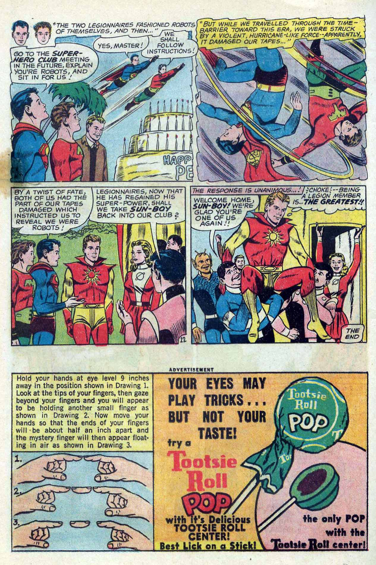 Read online Adventure Comics (1938) comic -  Issue #302 - 33