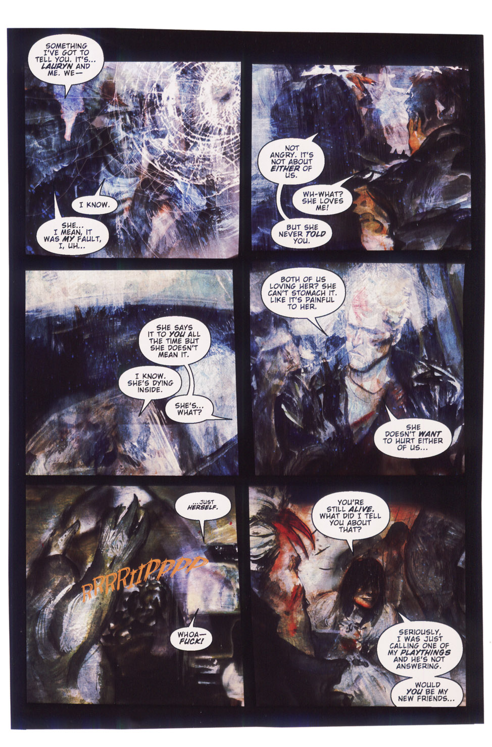 Read online Silent Hill: Dying Inside comic -  Issue #5 - 15