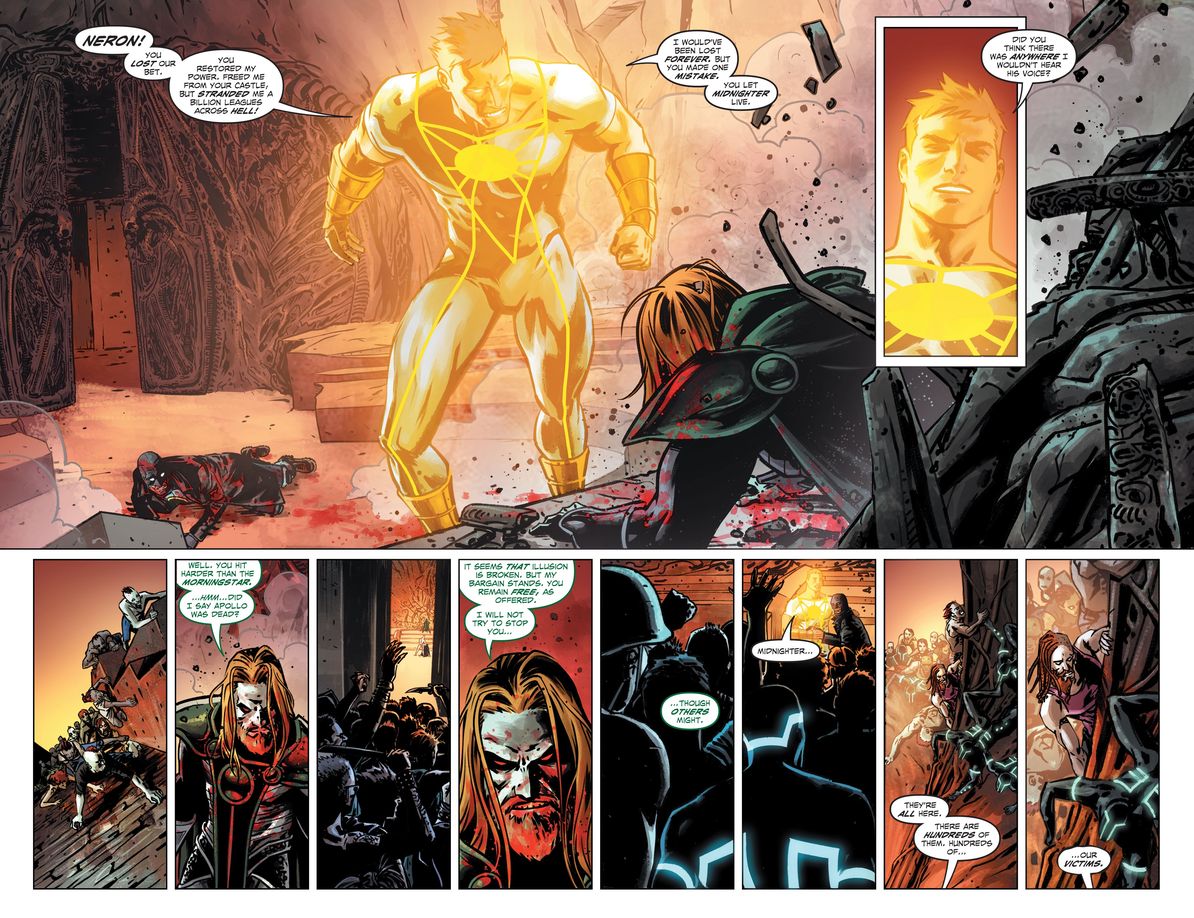 Midnighter and Apollo #_TPB #7 - English 123