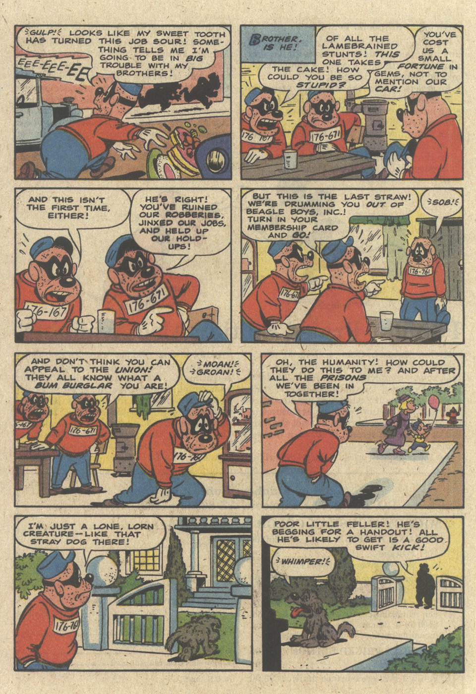 Read online Uncle Scrooge (1953) comic -  Issue #236 - 28