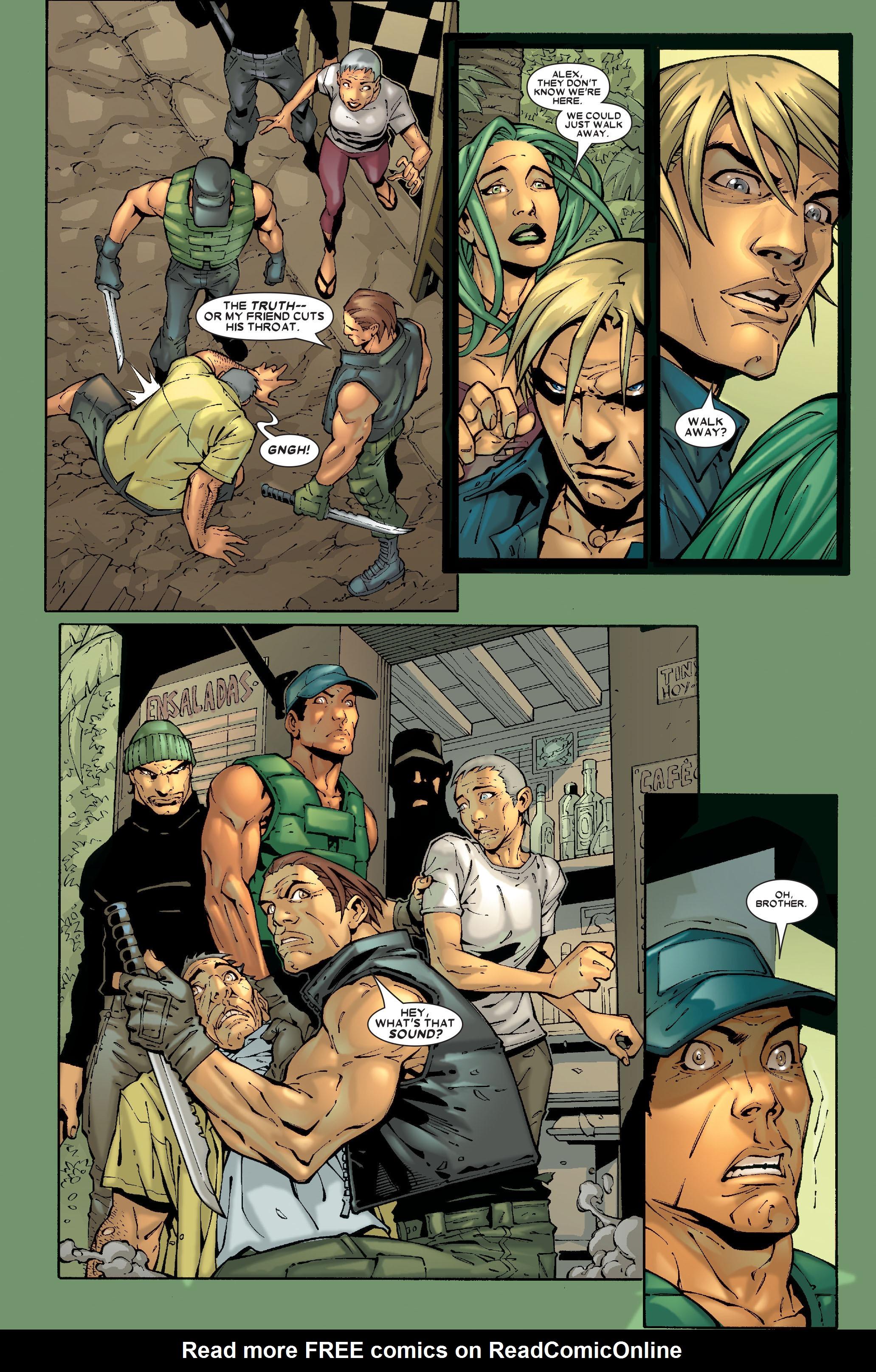 X-Men (1991) 180 Page 14