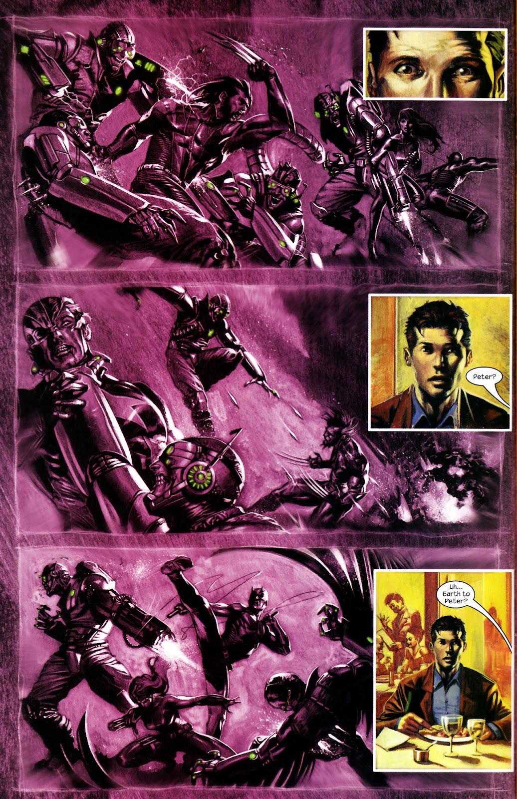 Read online Secret War comic -  Issue #3 - 4