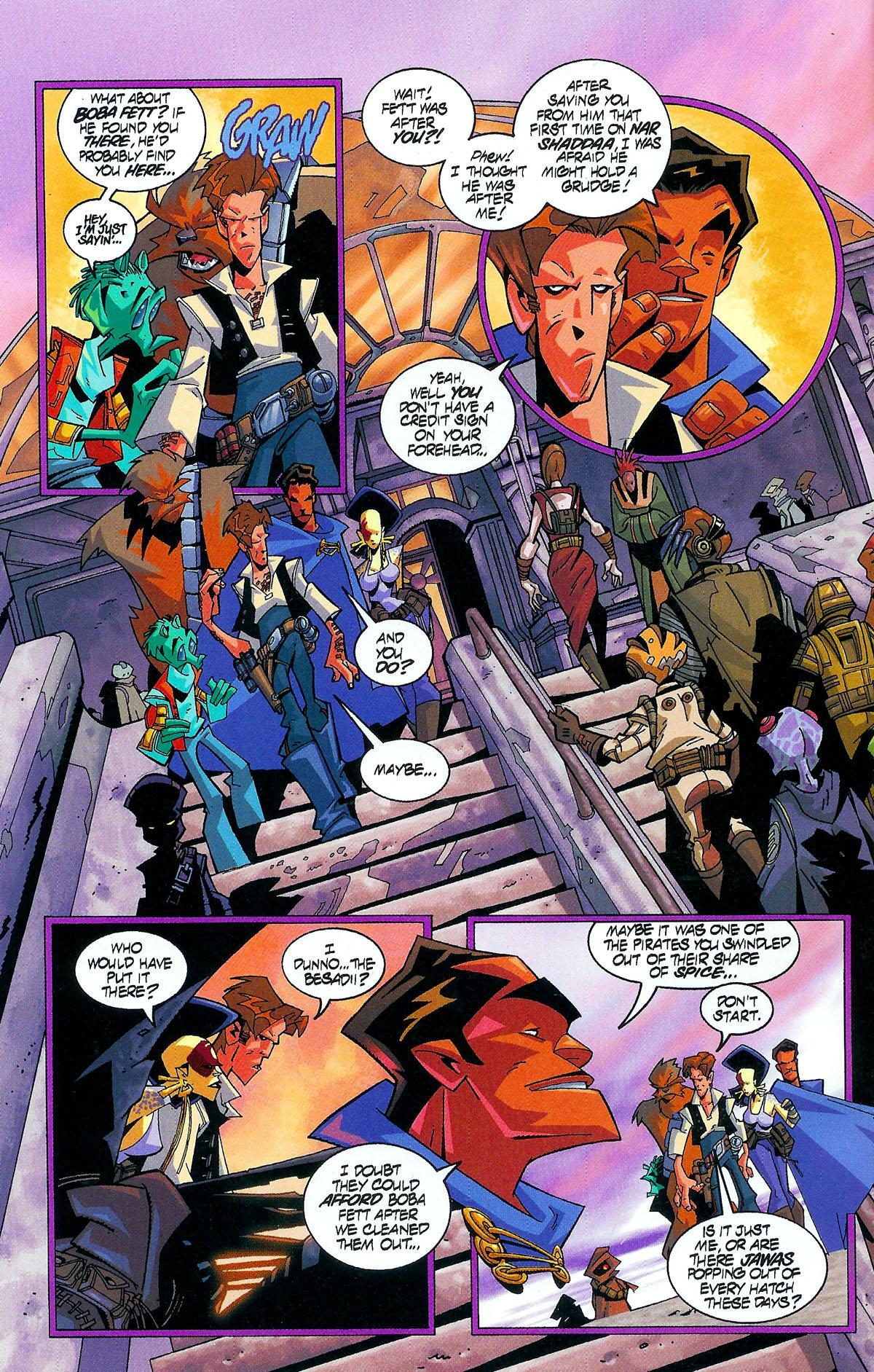 Read online Star Wars Omnibus comic -  Issue # Vol. 12 - 147