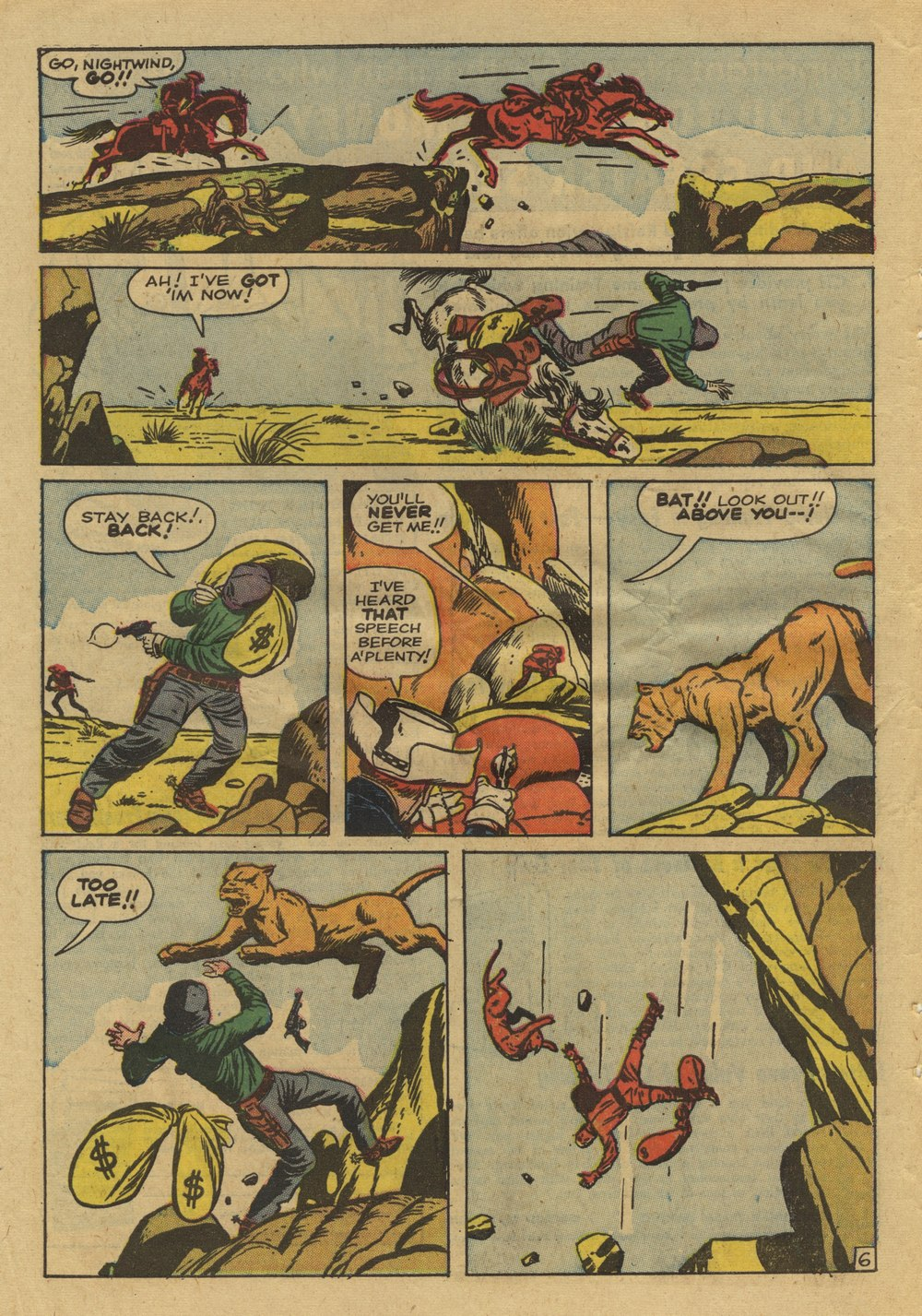 The Rawhide Kid (1955) issue 25 - Page 10
