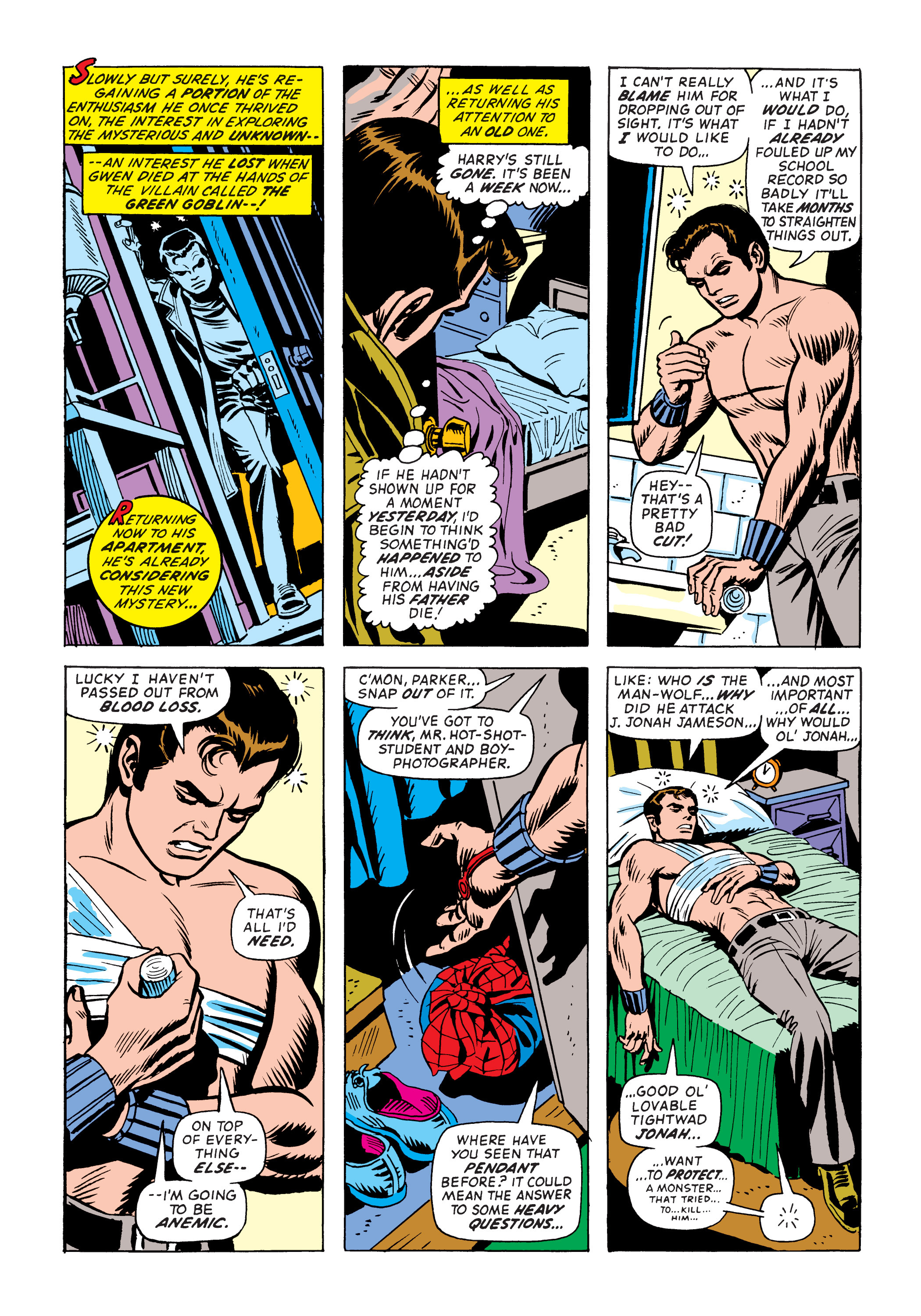 The Amazing Spider-Man (1963) 125 Page 5