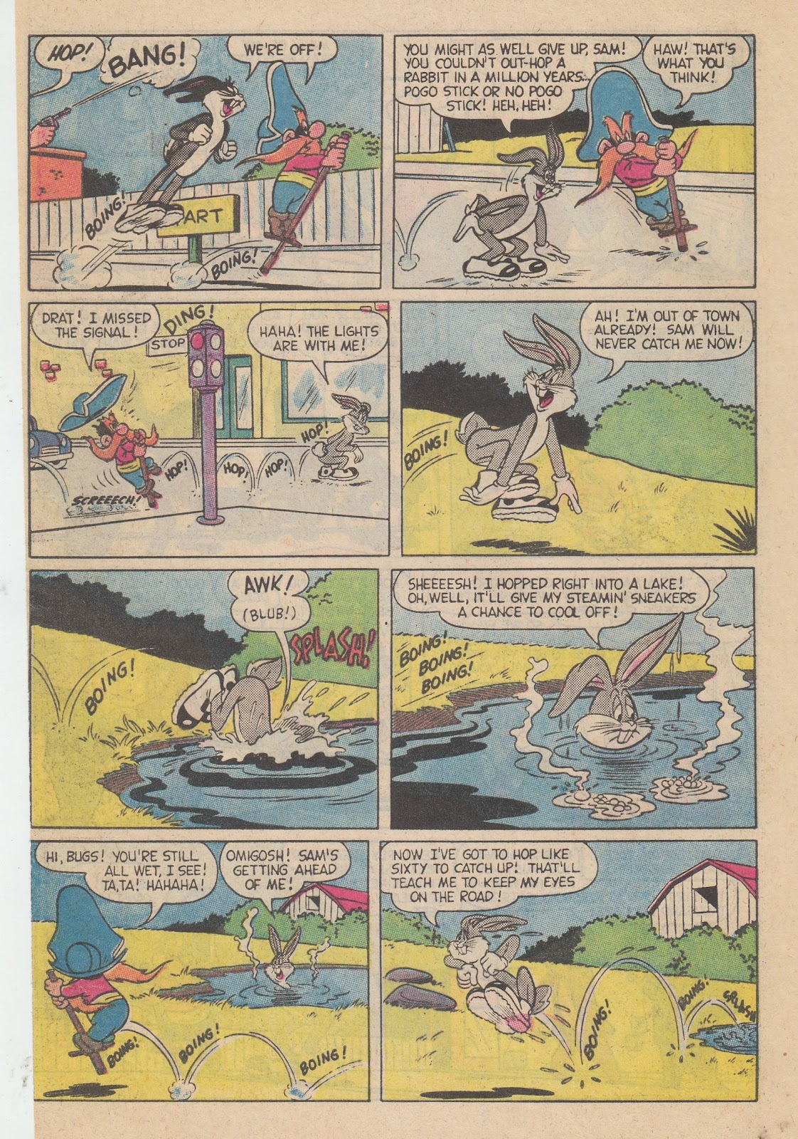 Yosemite Sam and Bugs Bunny issue 80 - Page 28