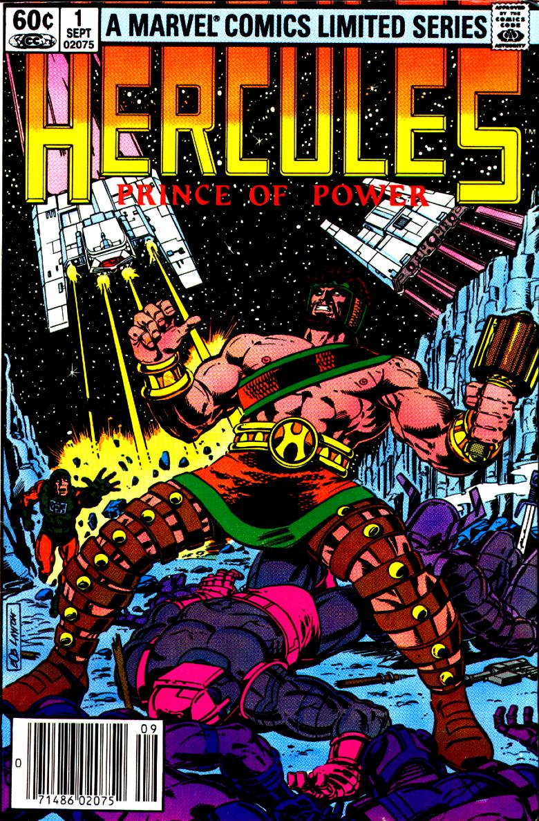 Hercules (1982) 1 Page 1