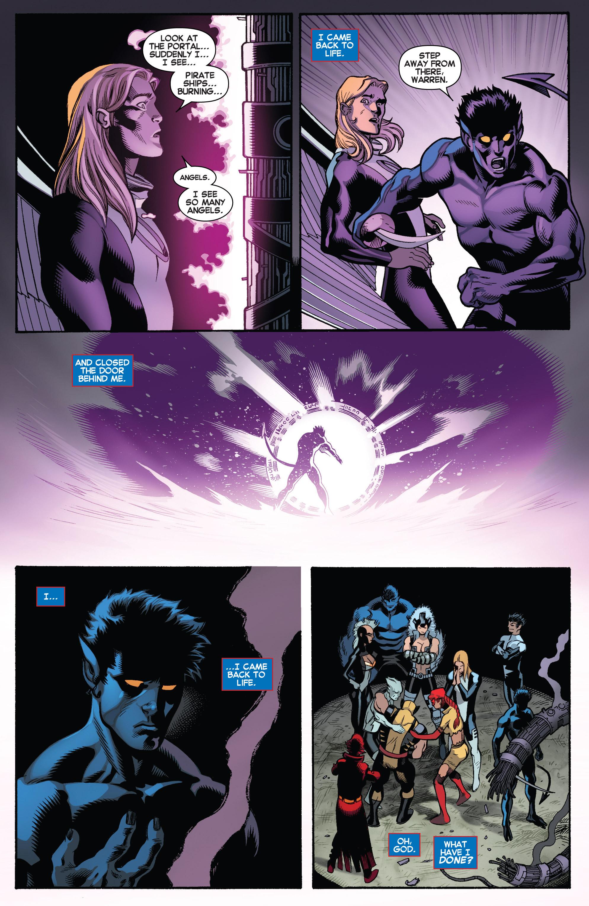 Read online Amazing X-Men (2014) comic -  Issue #5 - 18