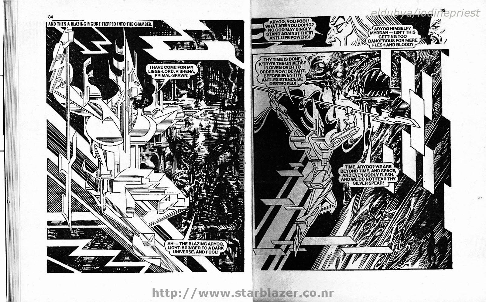 Starblazer issue 271 - Page 19