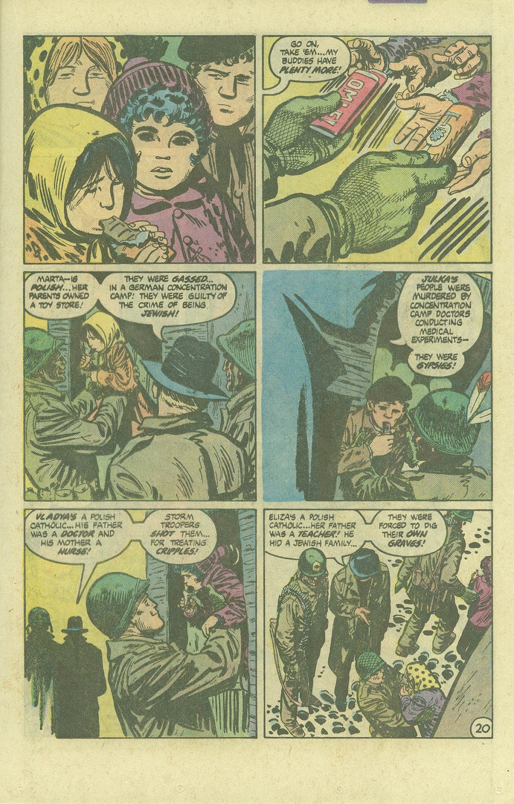 Sgt. Rock issue Annual 3 - Page 24