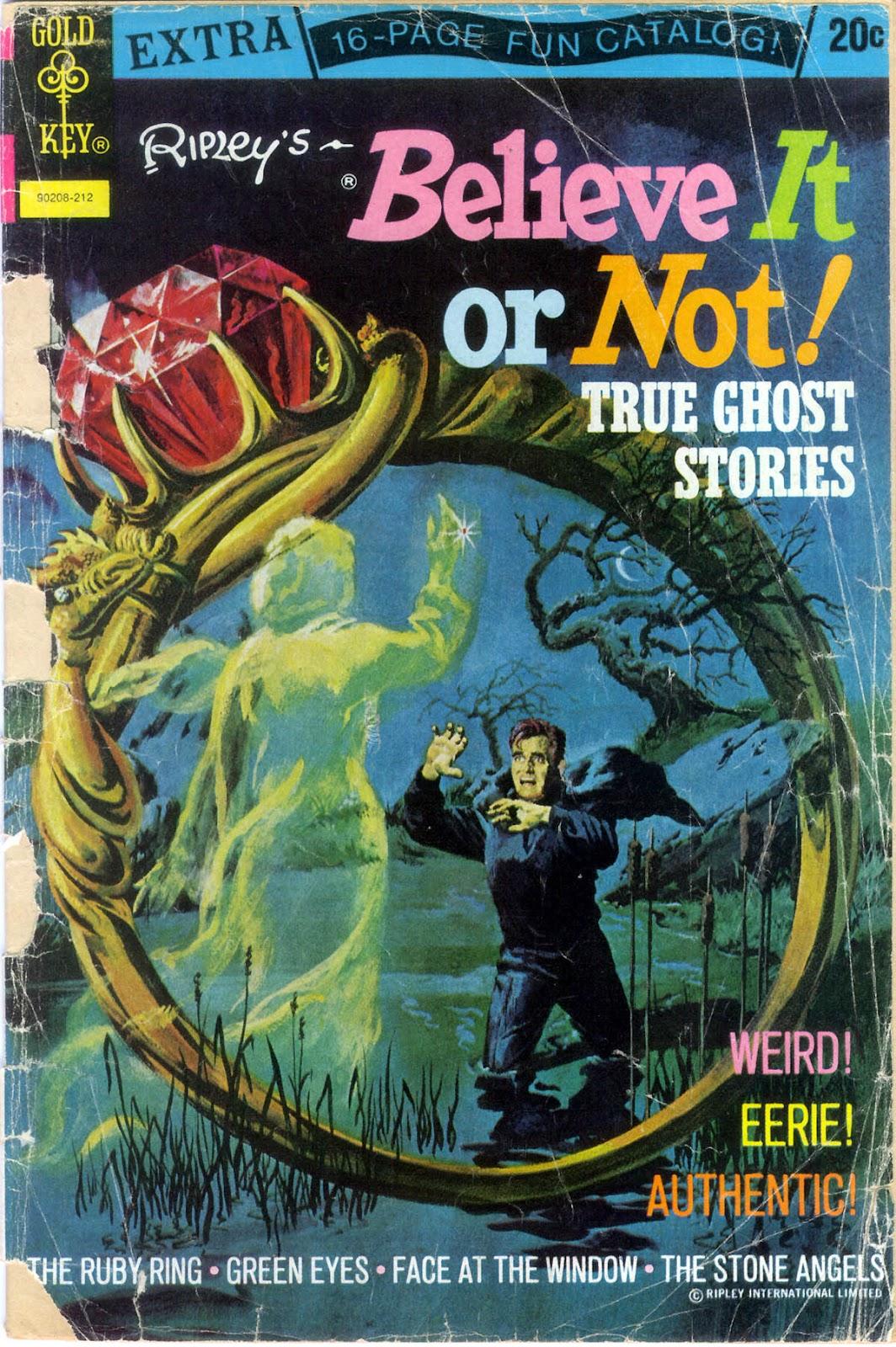 Ripleys Believe it or Not! (1965) 37 Page 1