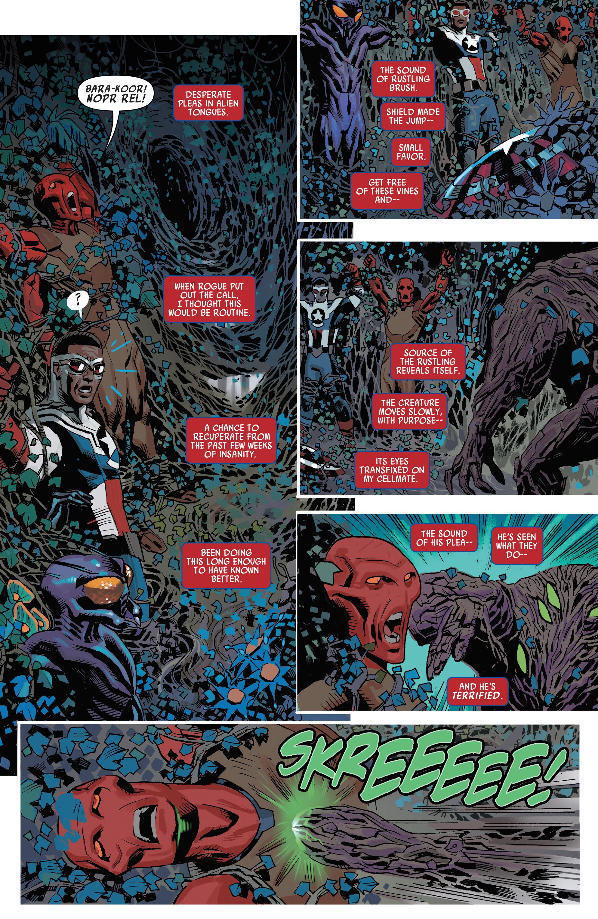 Read online Uncanny Avengers [I] comic -  Issue #1 - 19