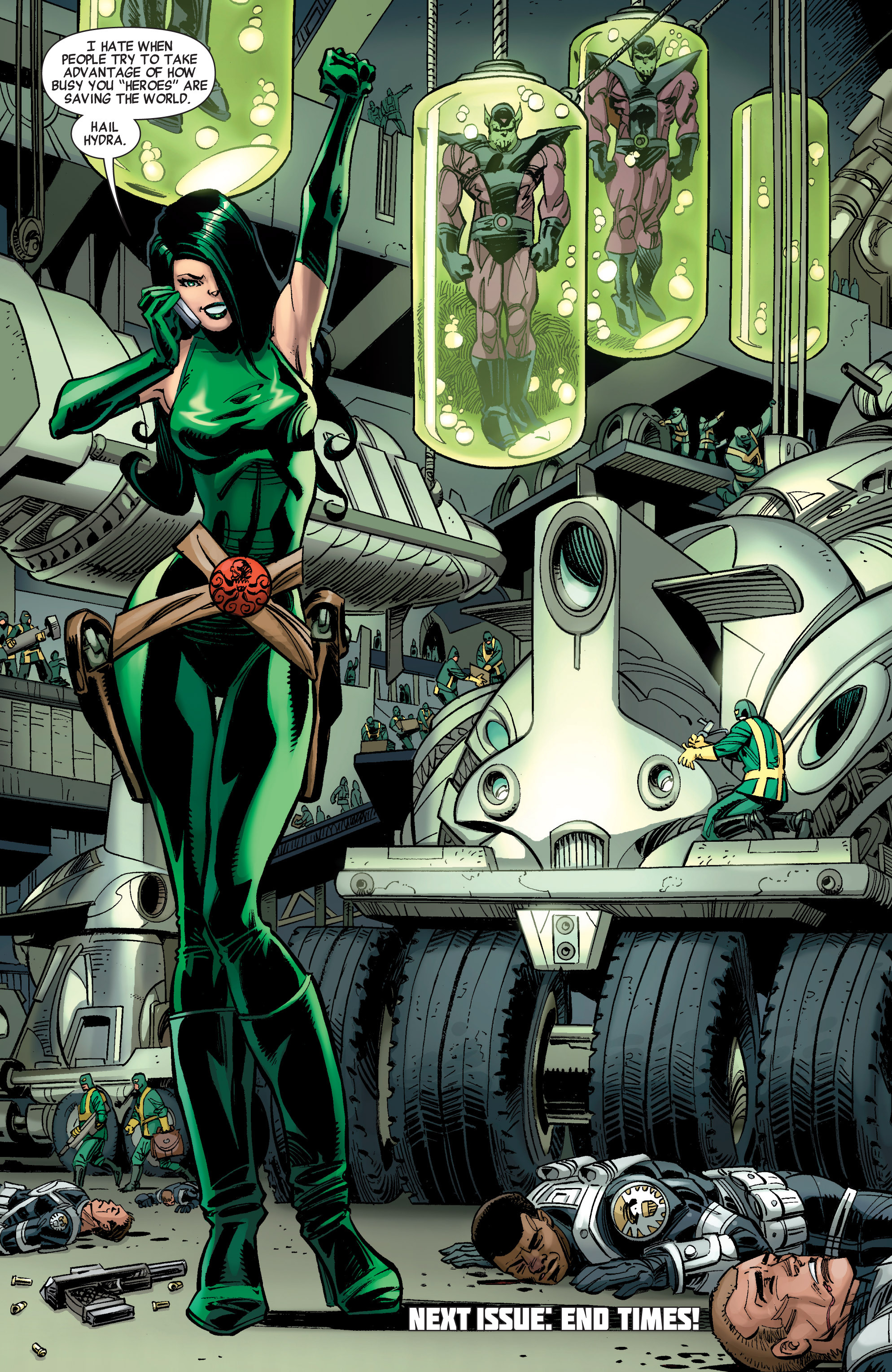 Read online Avengers (2010) comic -  Issue #30 - 20