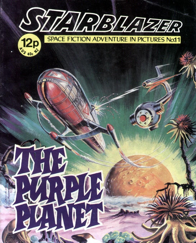 Starblazer issue 11 - Page 1