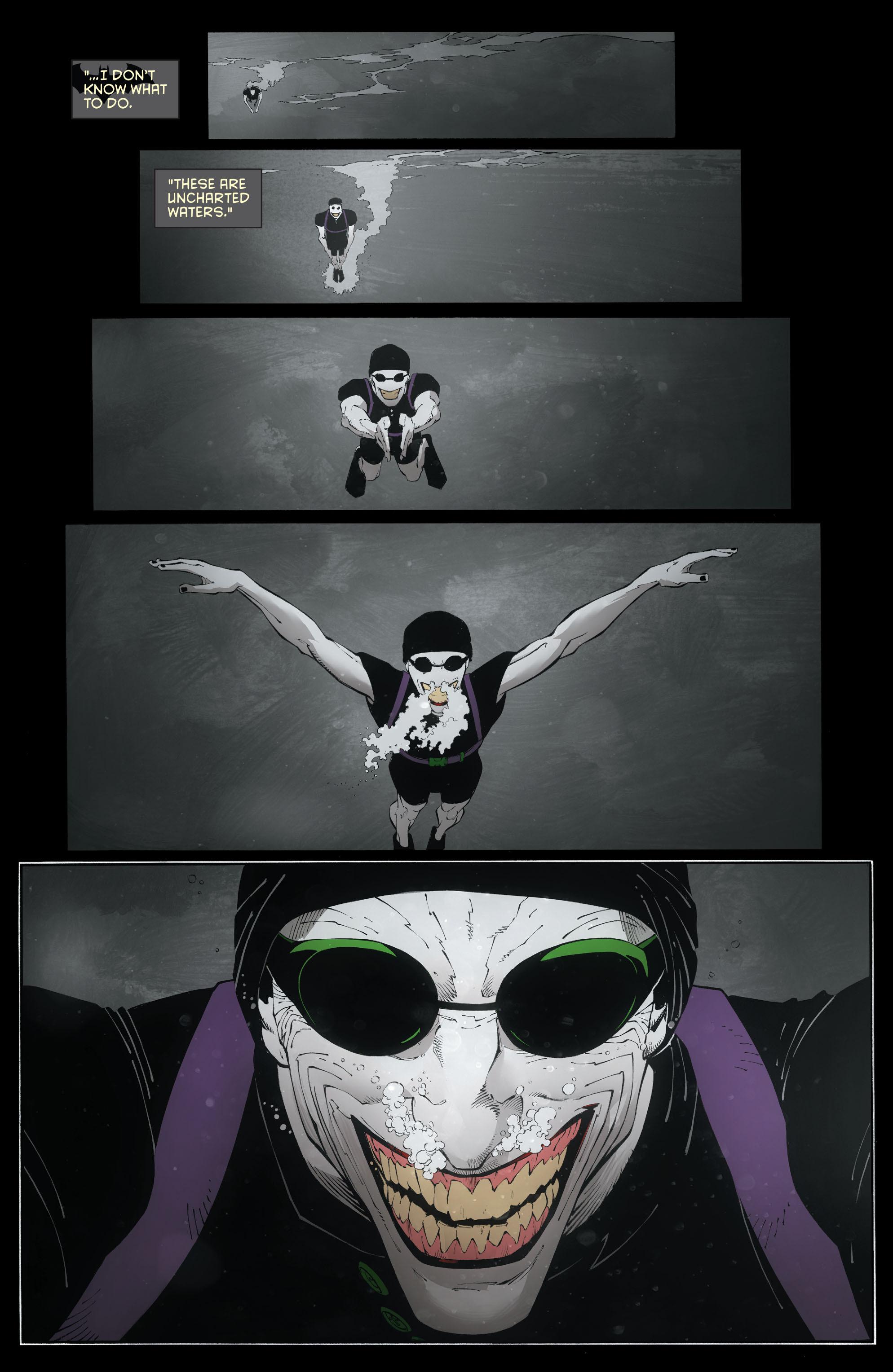 Read online Batman (2011) comic -  Issue # _TPB 7 - 91