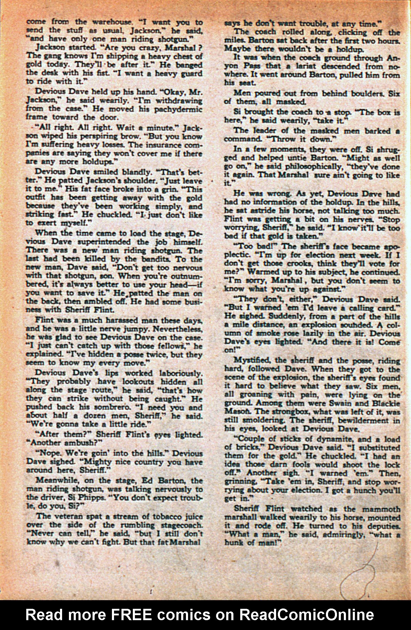 Read online Adventure Comics (1938) comic -  Issue #116 - 39