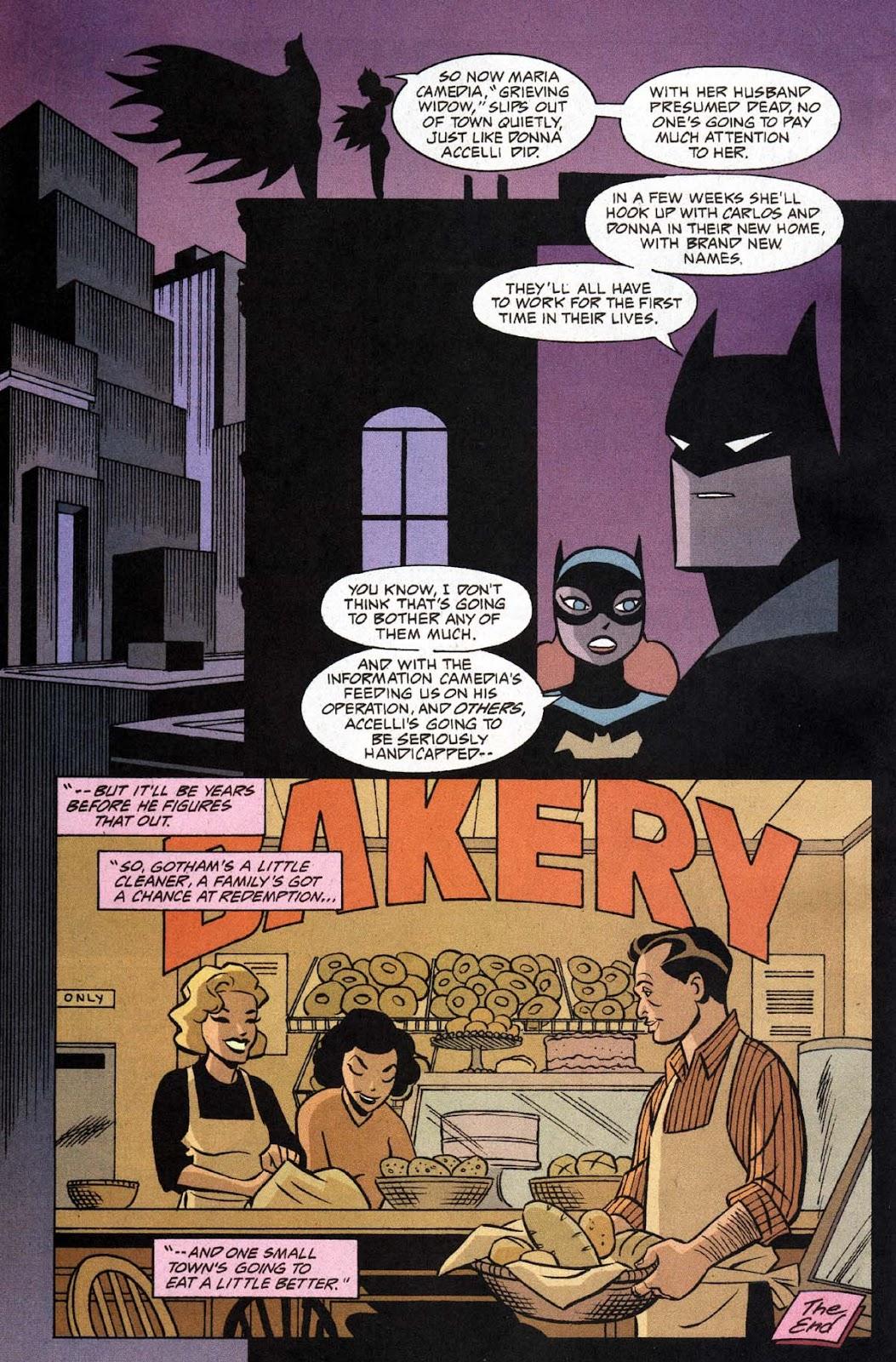 Batman: Gotham Adventures issue 55 - Page 25
