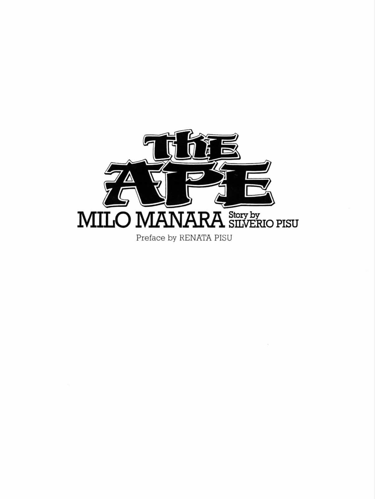 Read online The Ape comic -  Issue # TPB - 2