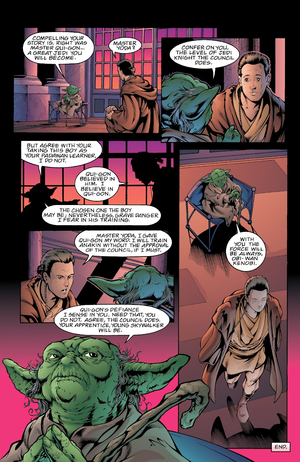 Read online Star Wars Legends: Rise of the Sith - Epic Collection comic -  Issue # TPB 2 (Part 5) - 48