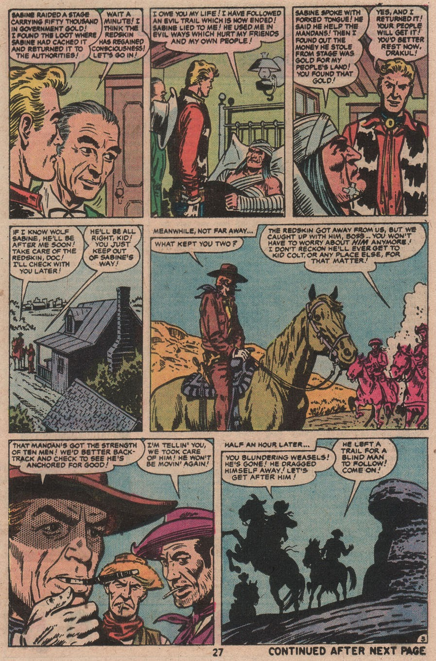Kid Colt Outlaw issue 210 - Page 29