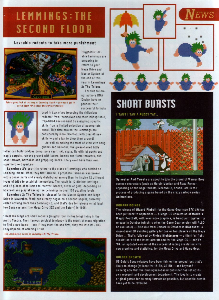 Read online Sonic the Comic comic -  Issue #33 - 17