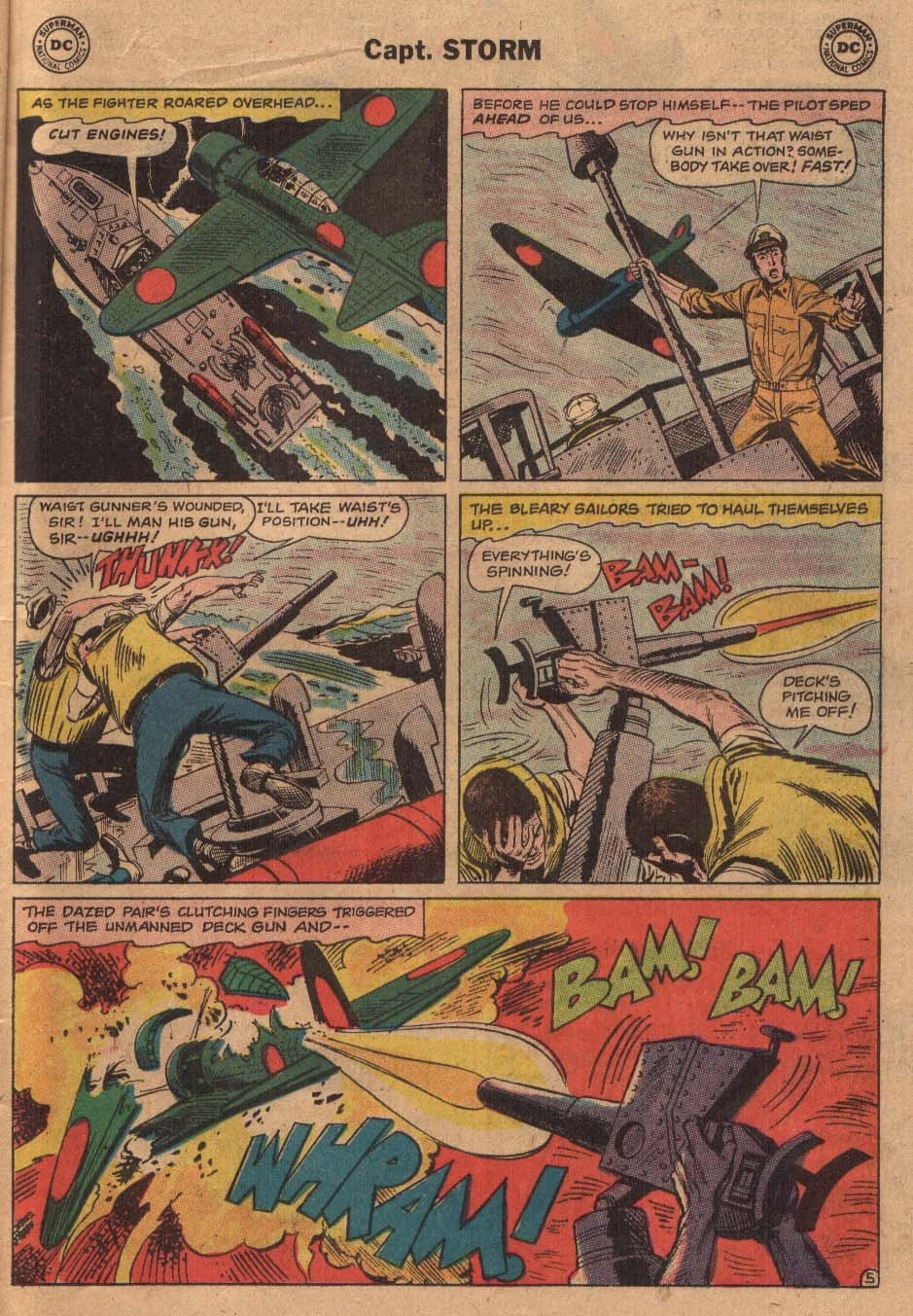Capt. Storm issue 9 - Page 7