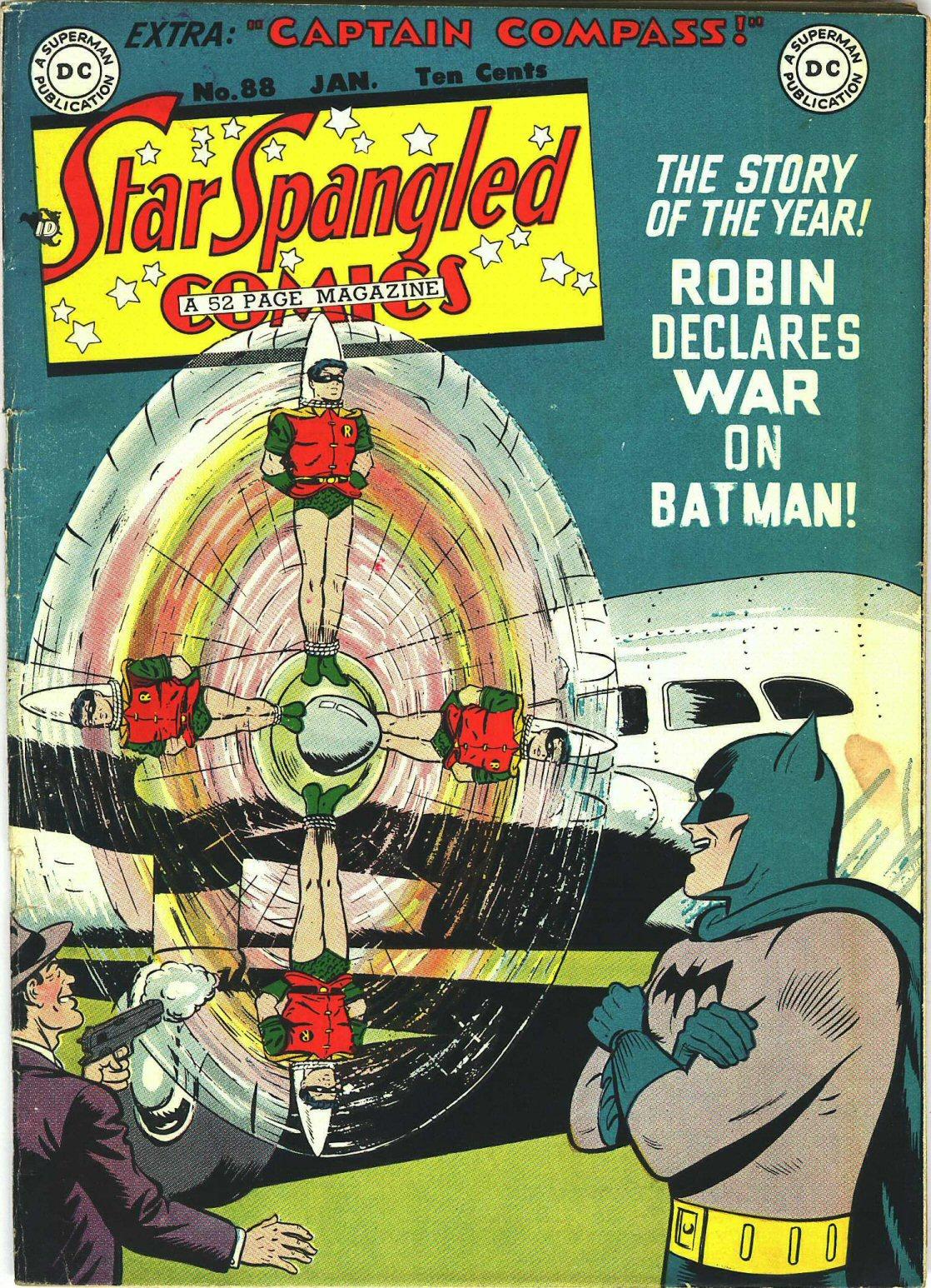 Star Spangled Comics (1941) 88 Page 1
