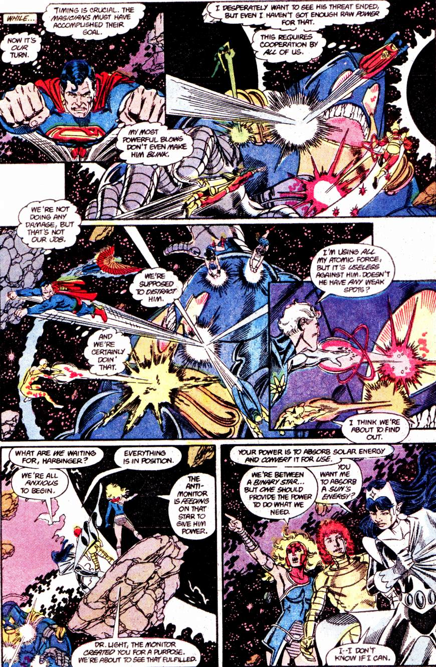 Crisis on Infinite Earths (1985) 12 Page 24