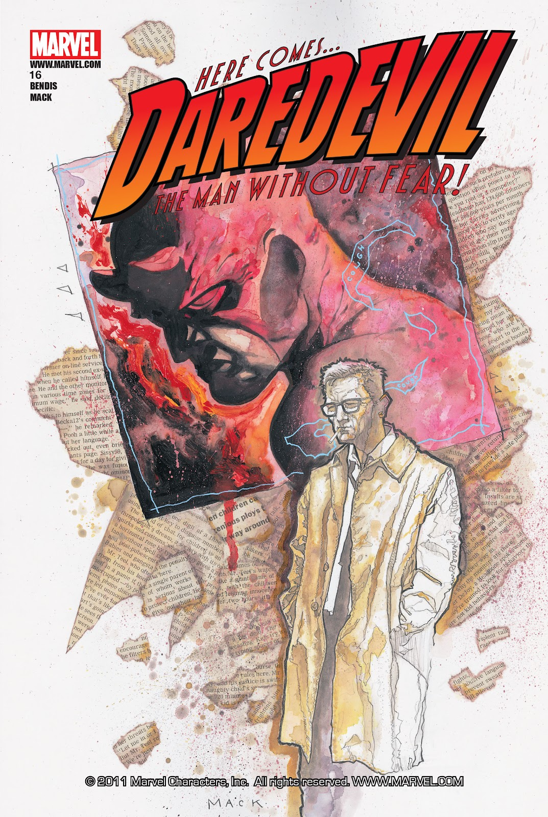Read online Daredevil (1998) comic -  Issue # _Ultimate_Collection TPB 1 (Part 1) - 3