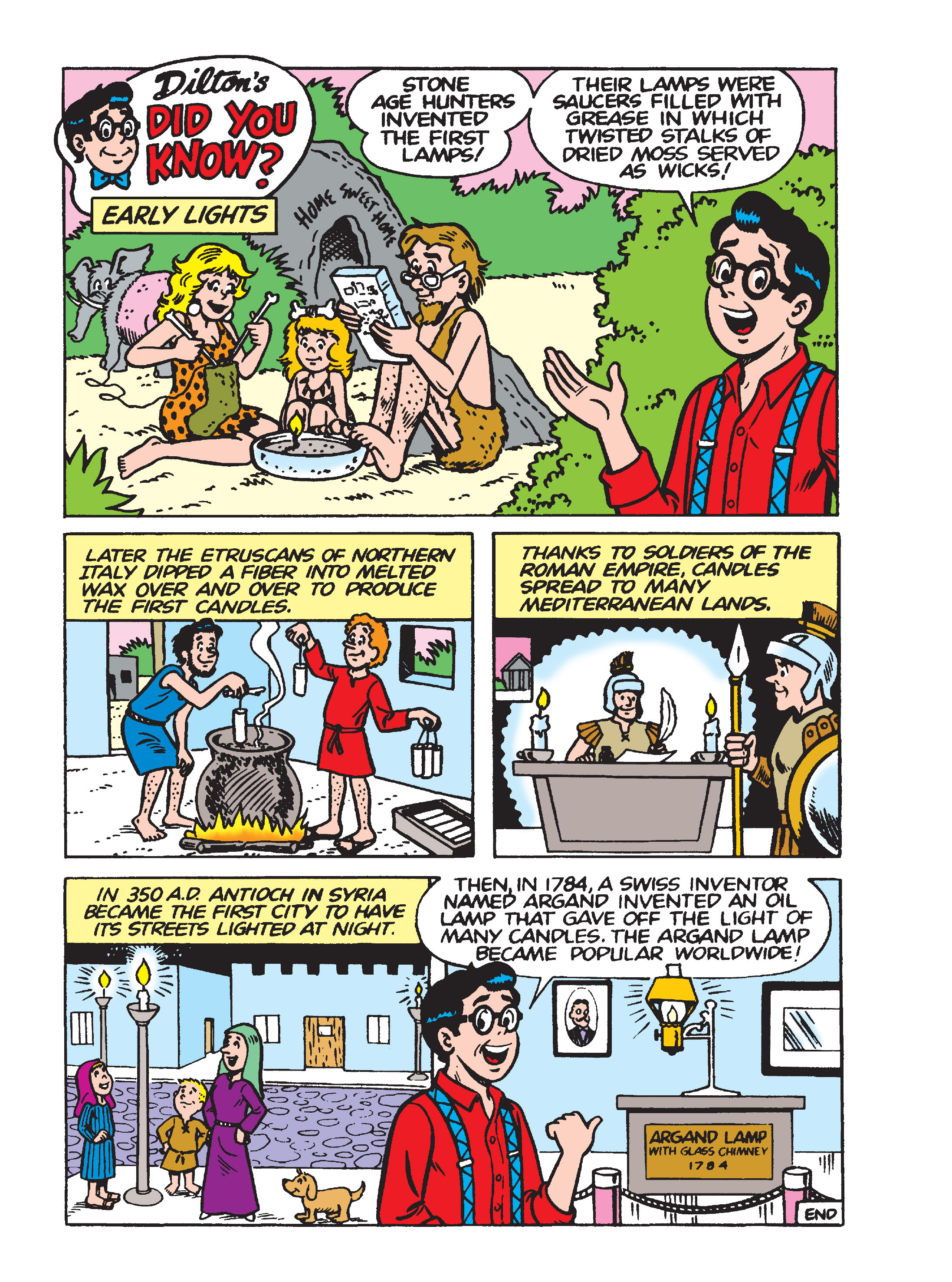 Read online Archie Giant Comics Collection comic -  Issue #Archie Giant Comics Collection TPB (Part 2) - 240