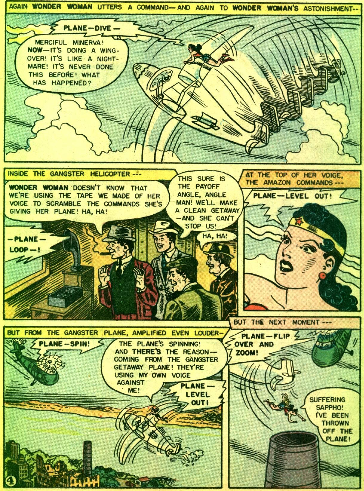Read online Wonder Woman (1942) comic -  Issue #92 - 19