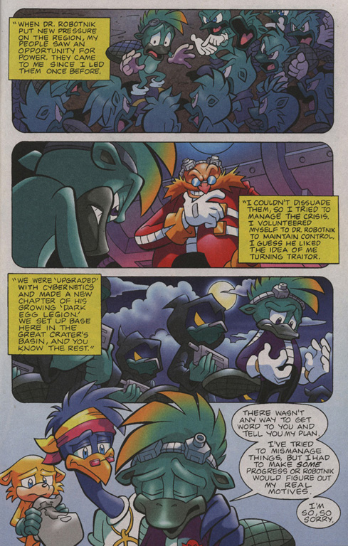 Read online Sonic Universe comic -  Issue #12 - 6
