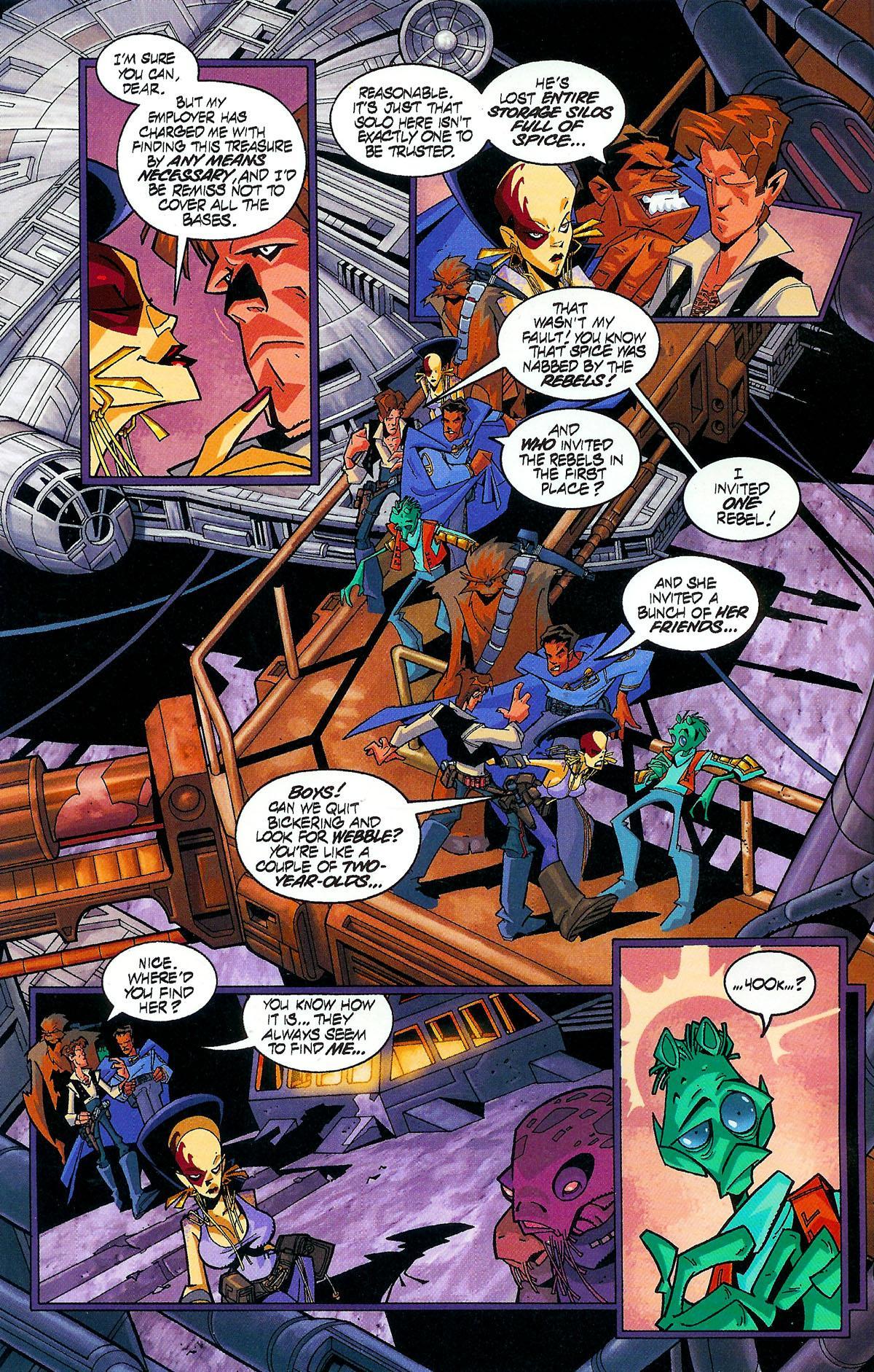 Read online Star Wars Omnibus comic -  Issue # Vol. 12 - 143