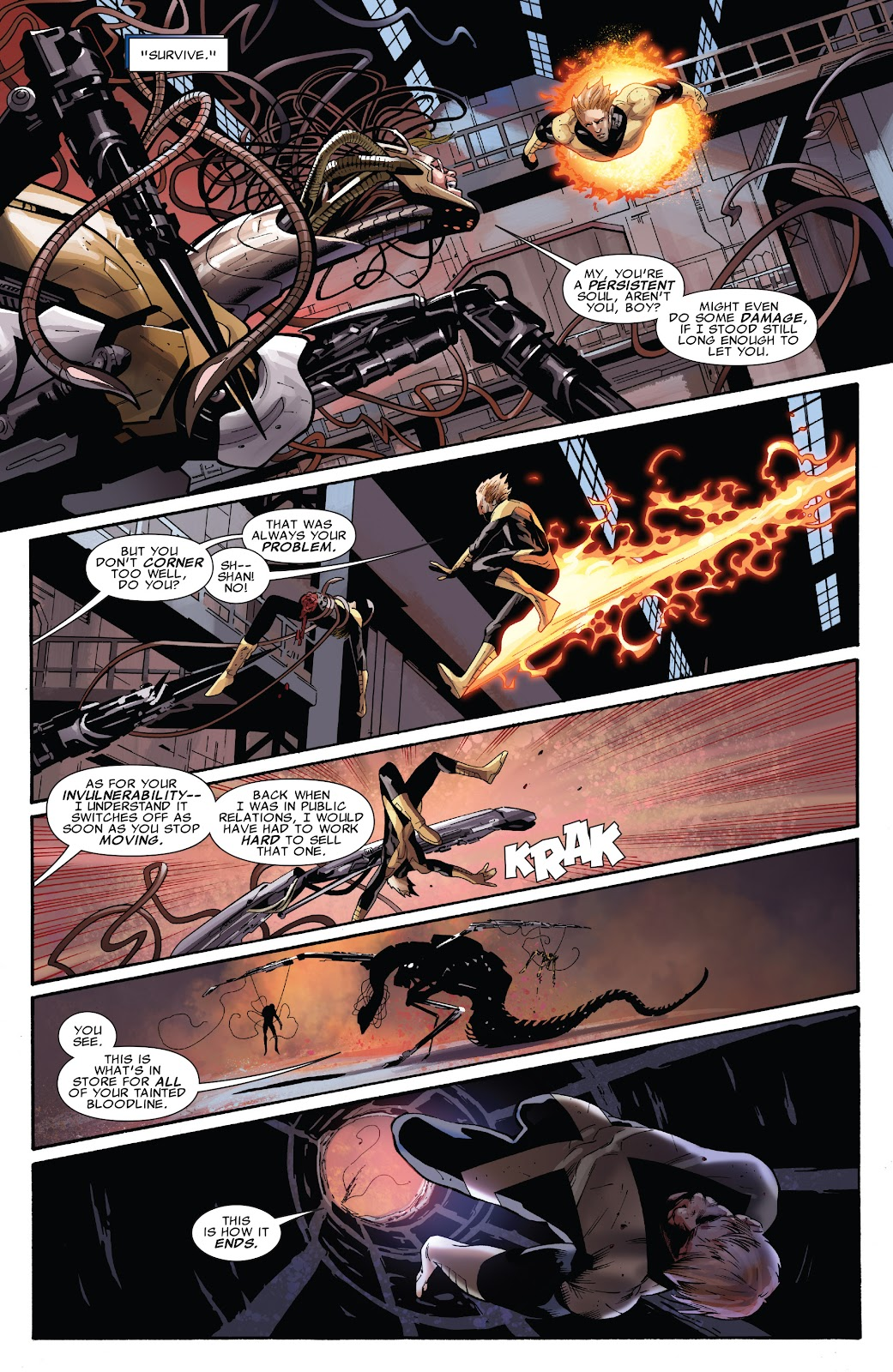Read online X-Men: Second Coming comic -  Issue # _TPB (Part 1) - 94