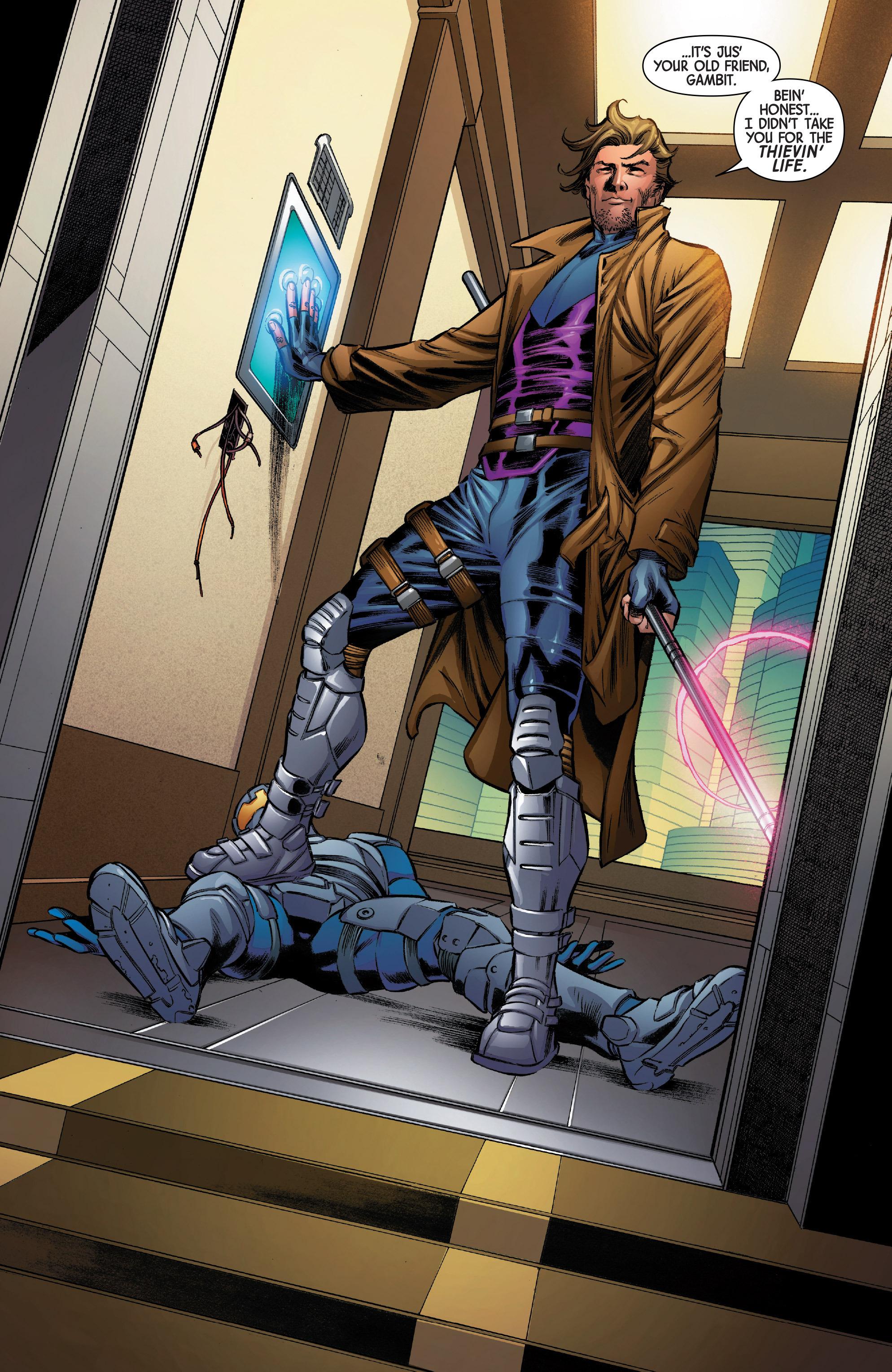 Read online Uncanny Avengers [II] comic -  Issue #5 - 12