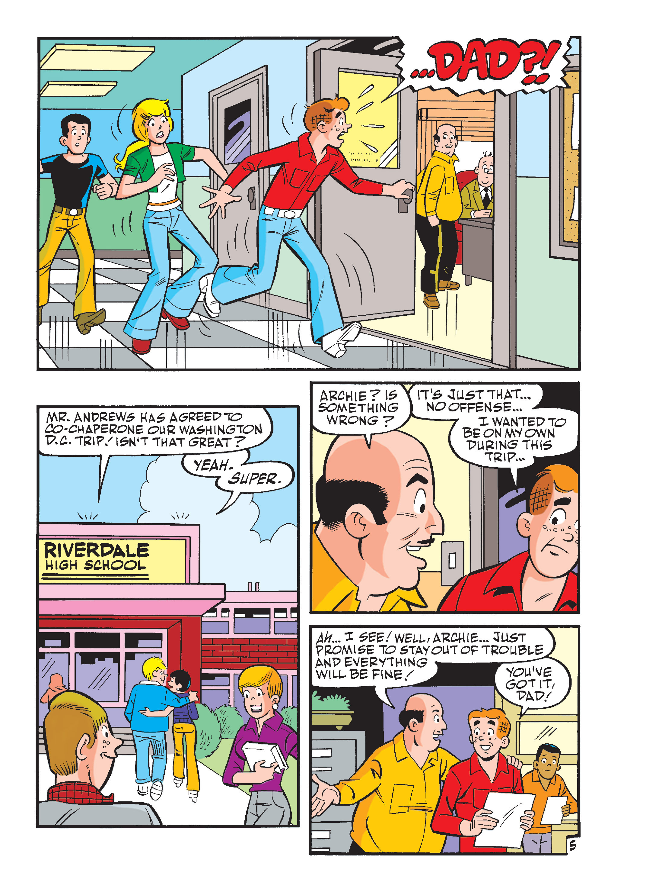 Read online Archie's Funhouse Double Digest comic -  Issue #15 - 40
