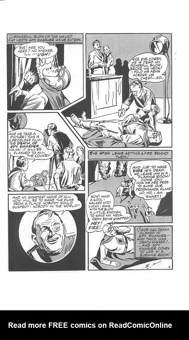 Read online Golden-Age Men of Mystery comic -  Issue #10 - 17