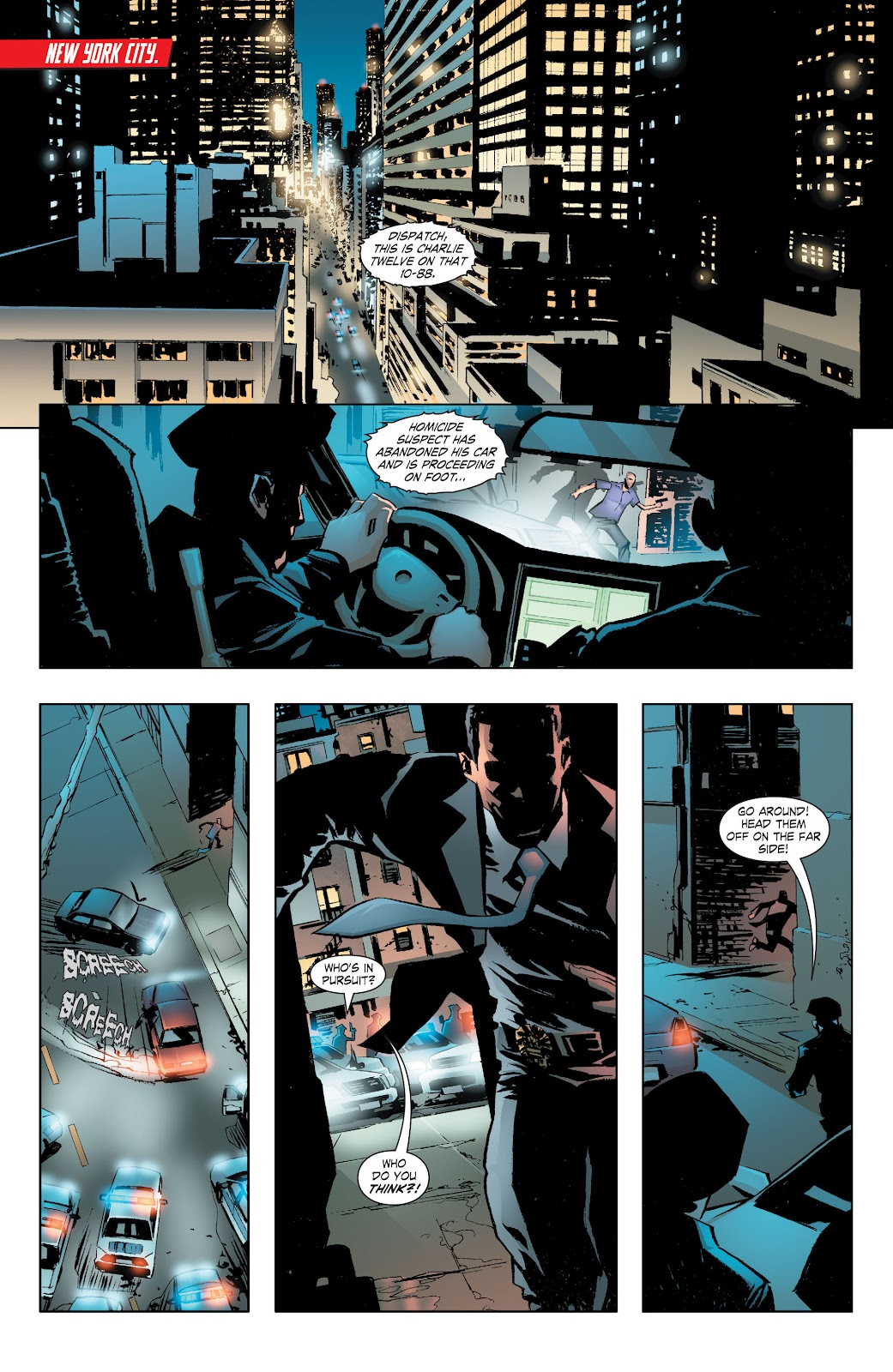 Read online Smallville Season 11 [II] comic -  Issue # TPB 7 - 16