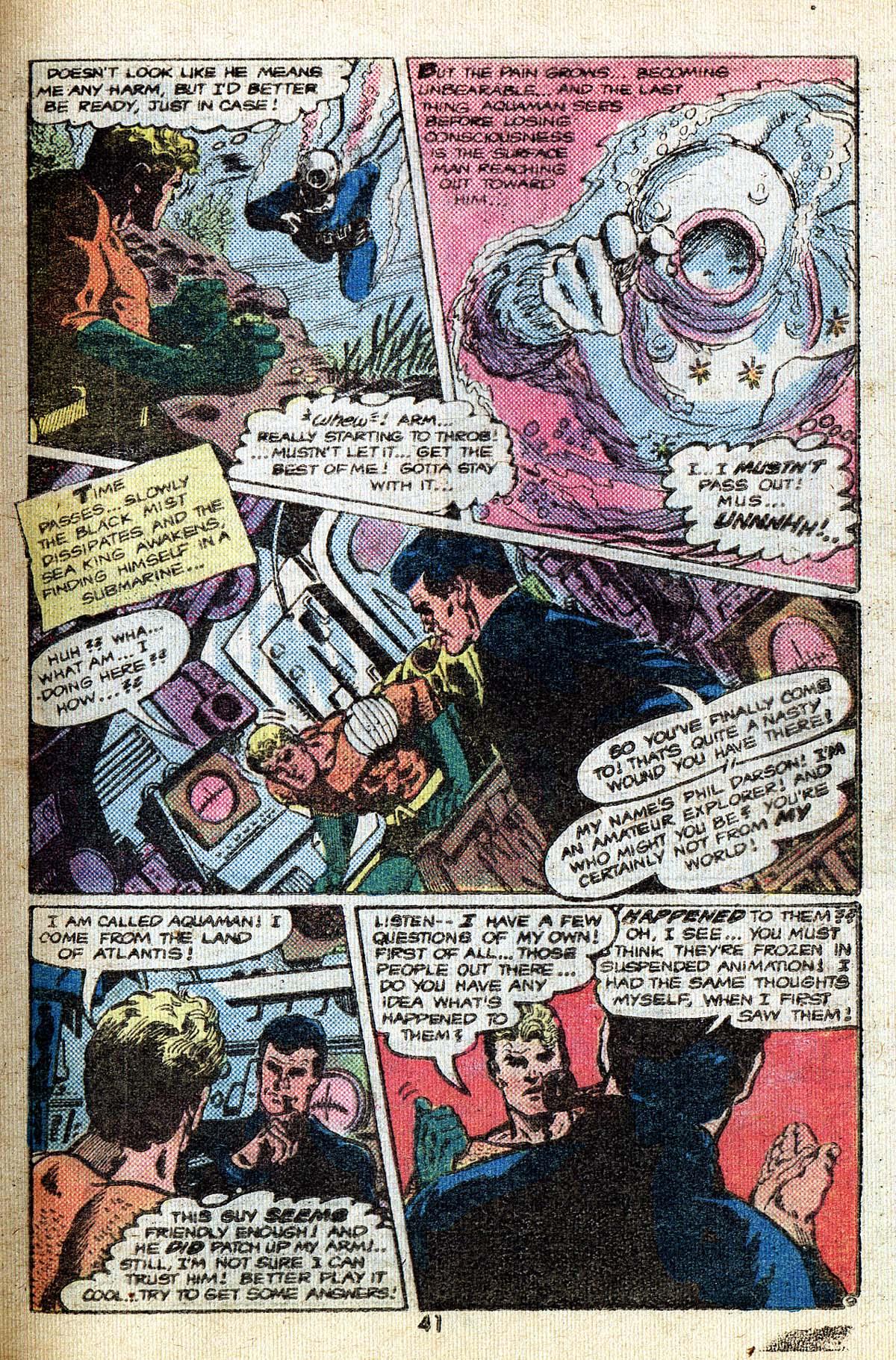 Read online Adventure Comics (1938) comic -  Issue #494 - 41